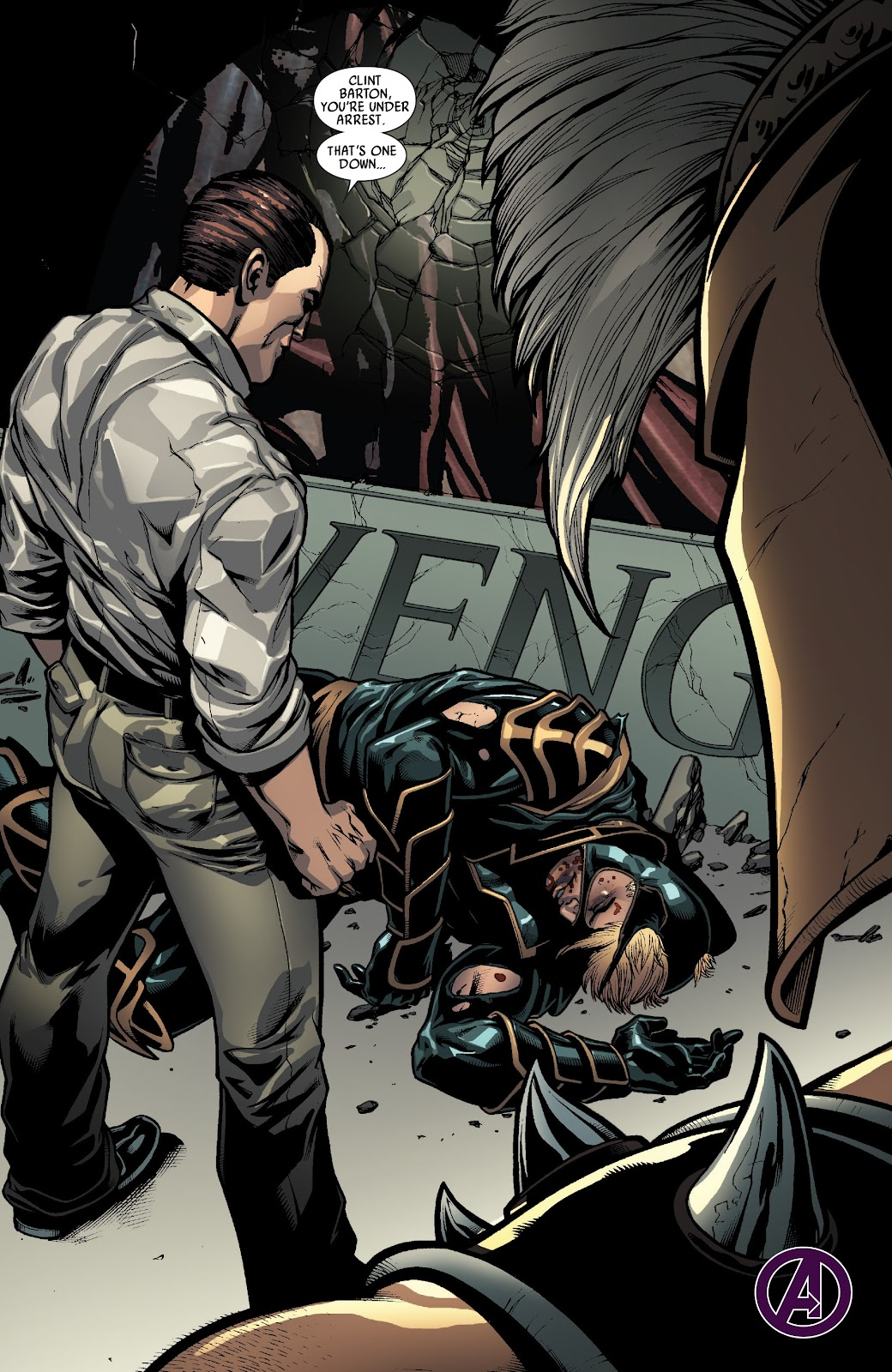 Read online Siege Prelude comic -  Issue # TPB (Part 2) - 35