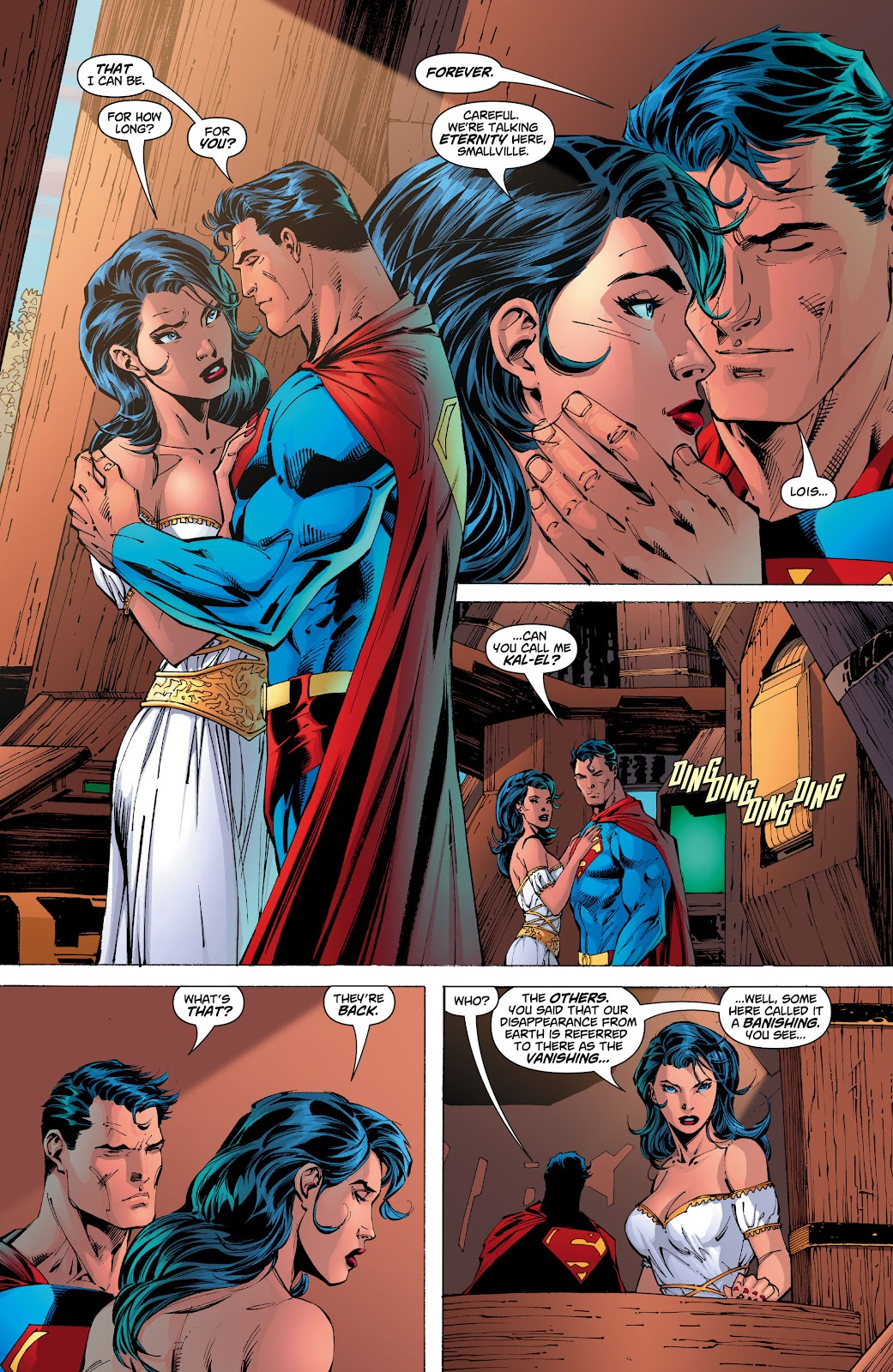 Read online Superman: For Tomorrow comic -  Issue # TPB (Part 3) - 42