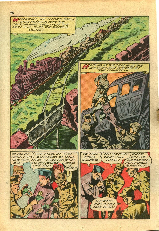 Read online Super-Magician Comics comic -  Issue #14 - 26