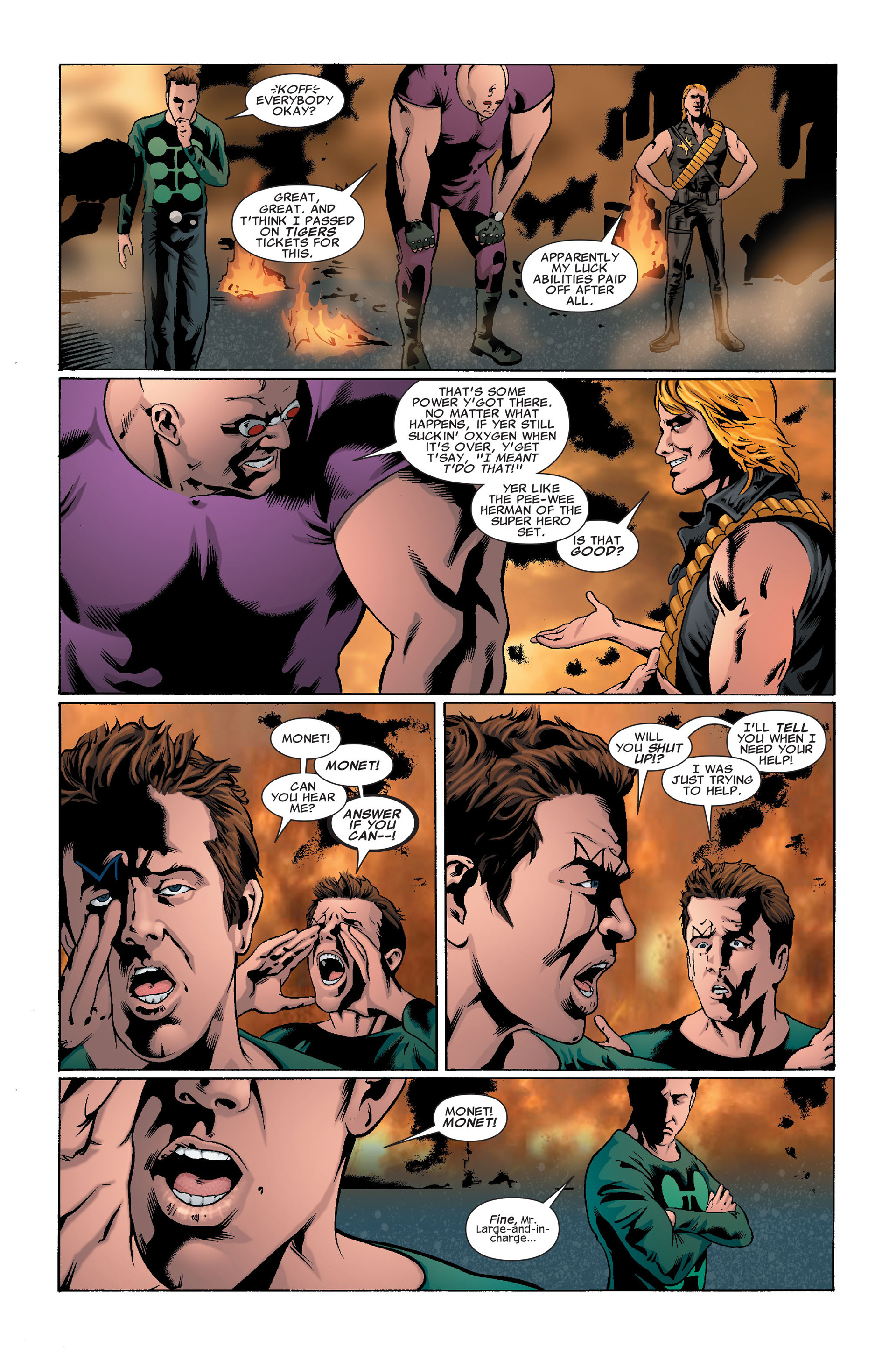 Read online X-Factor (2006) comic -  Issue #37 - 9