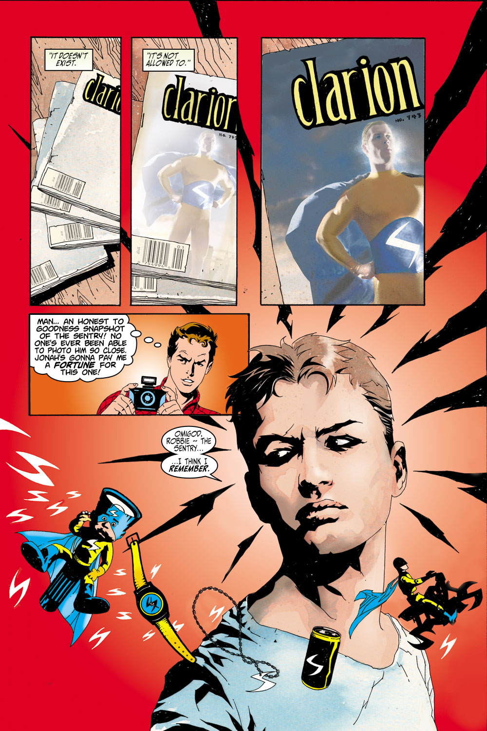 Read online Sentry (2000) comic -  Issue #4 - 13