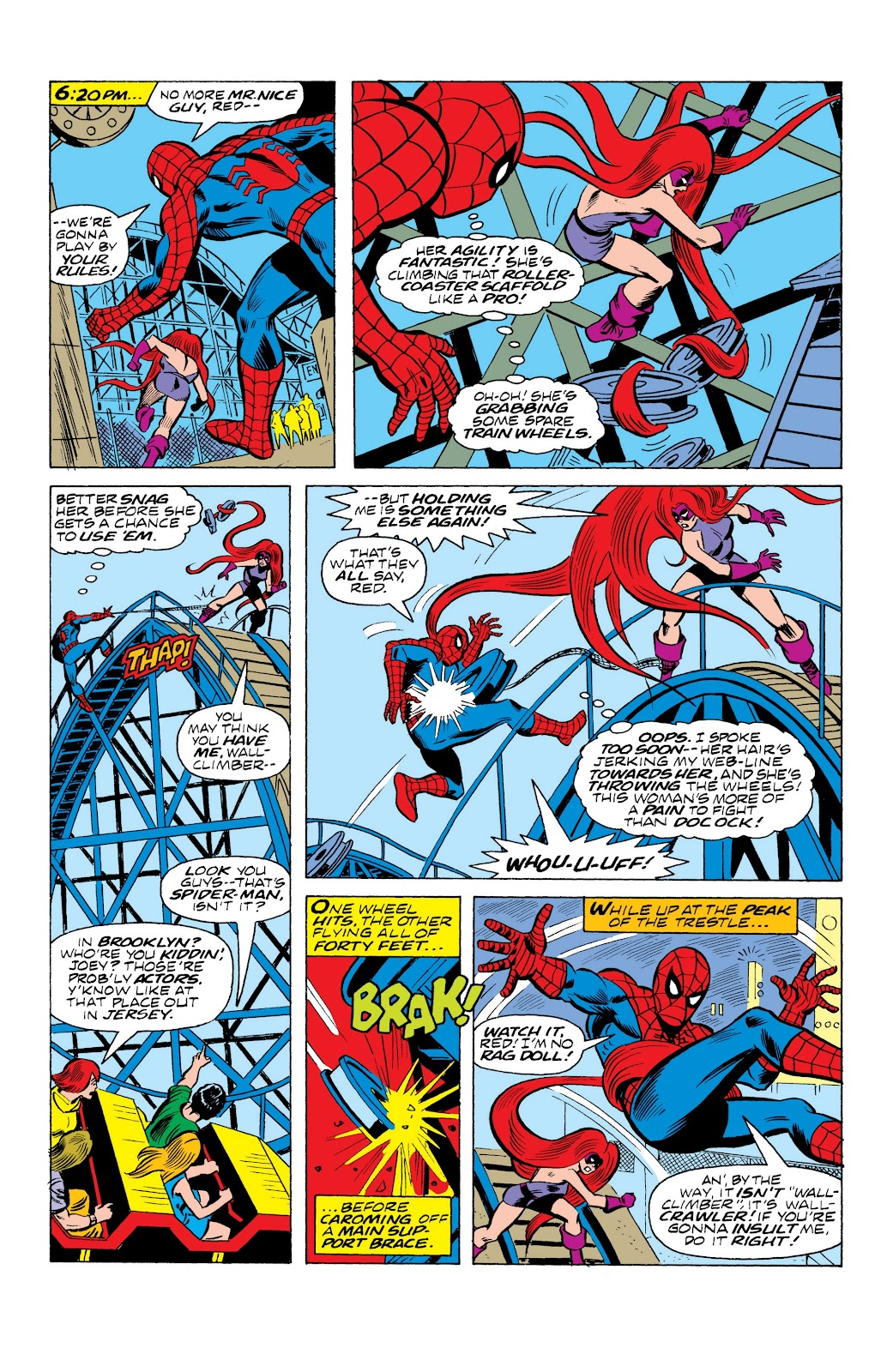 Read online Marvel Masterworks: The Spectacular Spider-Man comic -  Issue # TPB (Part 2) - 85