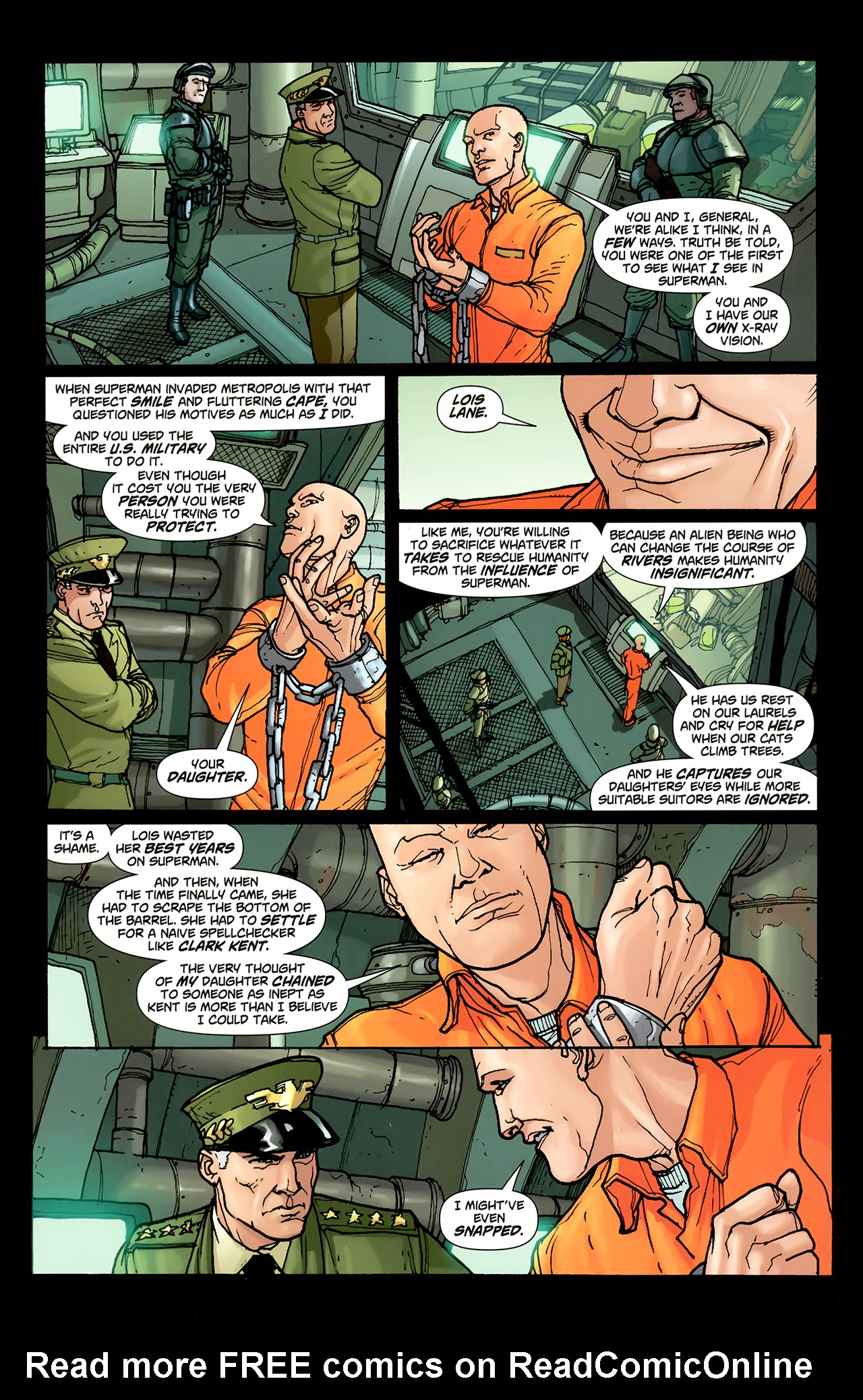 Action Comics (1938) 871 Page 8