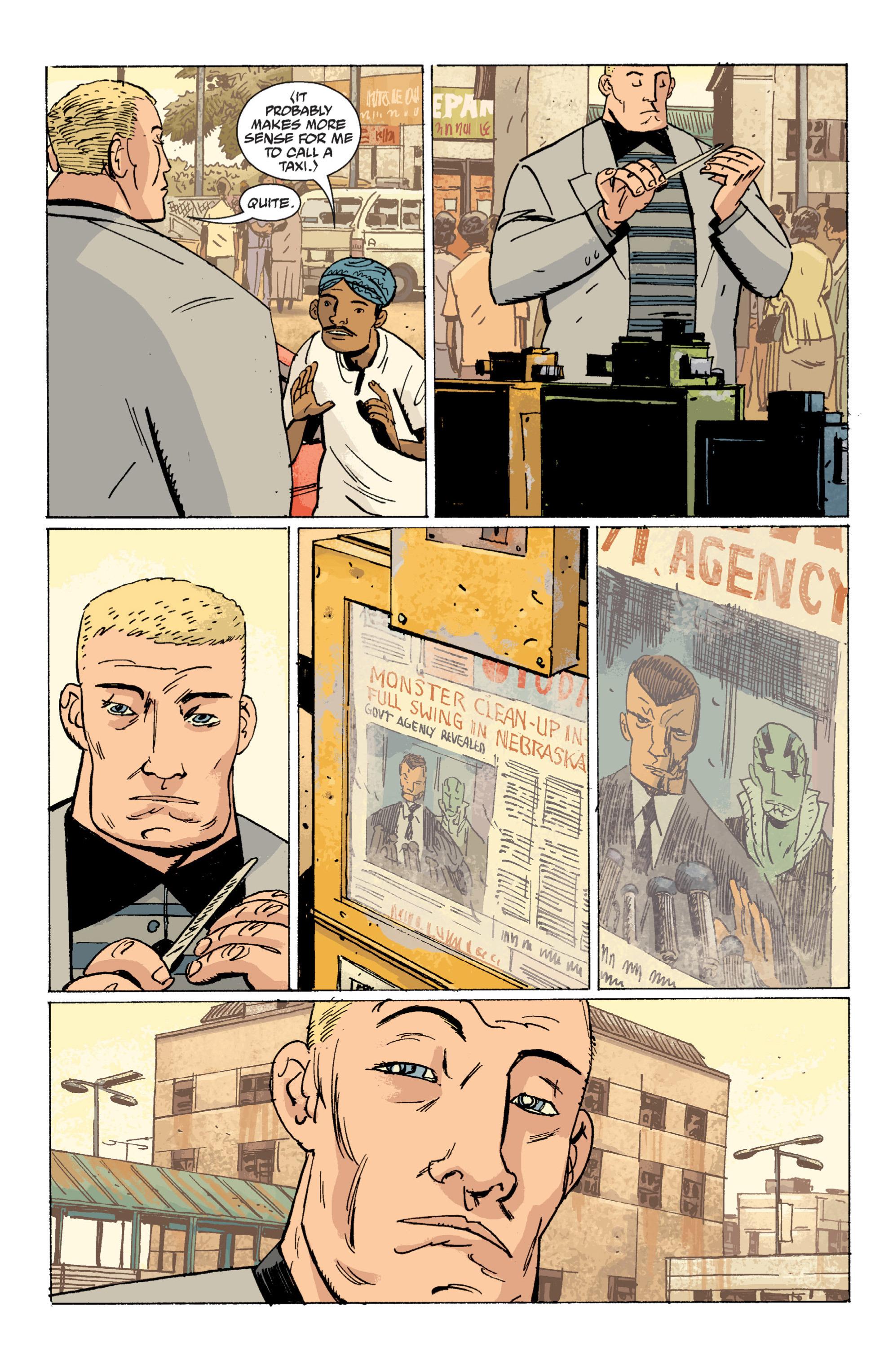 Read online B.P.R.D. (2003) comic -  Issue # TPB 7 - 15
