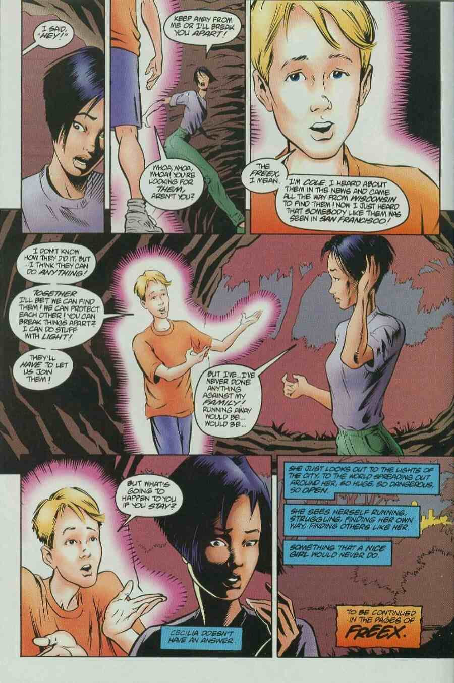 Read online Ultraverse Premiere comic -  Issue #9 - 30