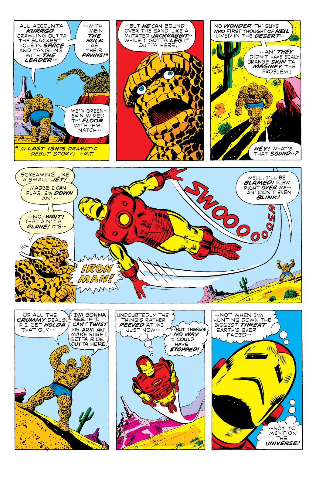 Read online Marvel Two-In-One Epic Collection: Cry Monster comic -  Issue # TPB (Part 1) - 27