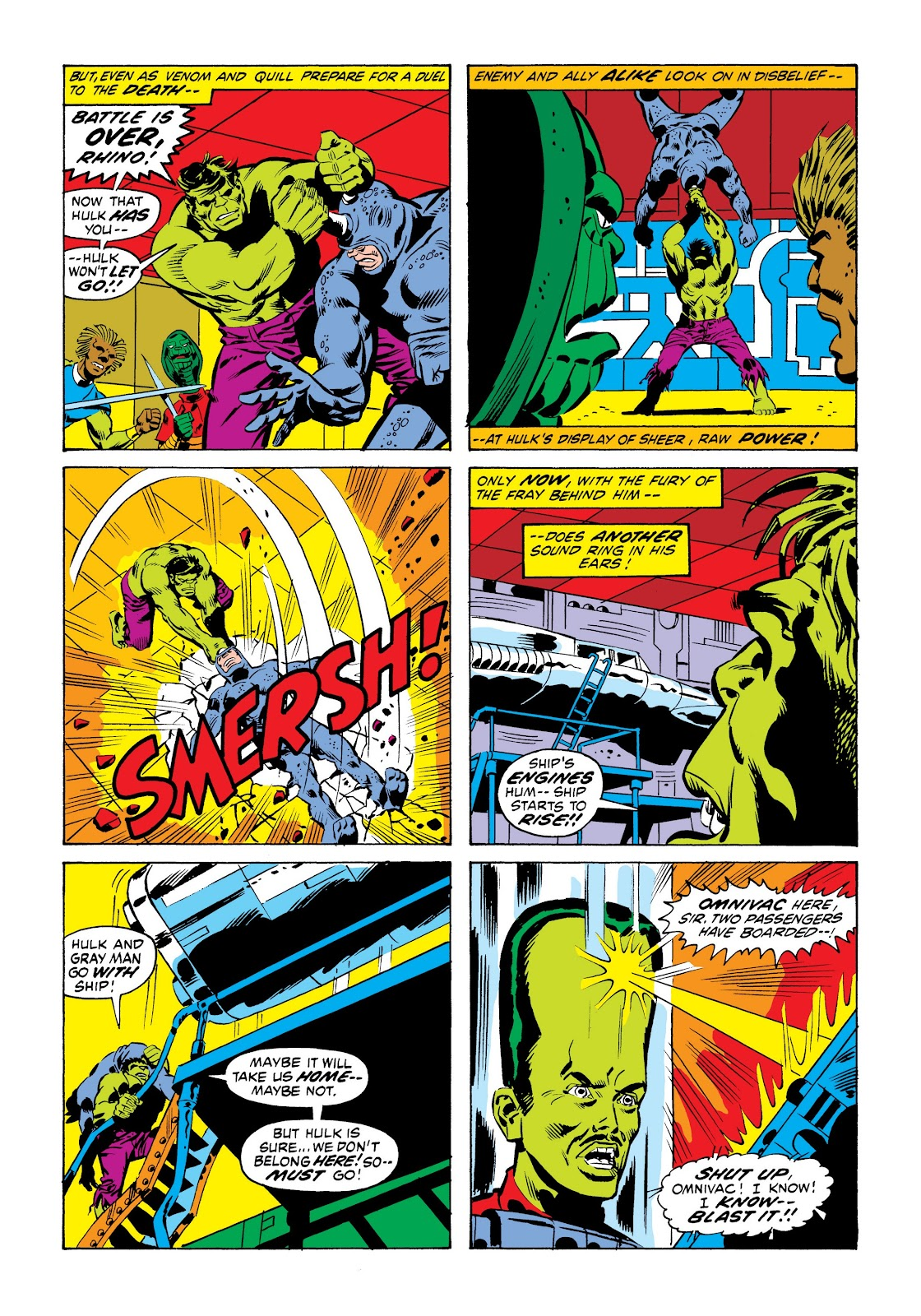 Read online Marvel Masterworks: The Incredible Hulk comic -  Issue # TPB 9 (Part 1) - 47