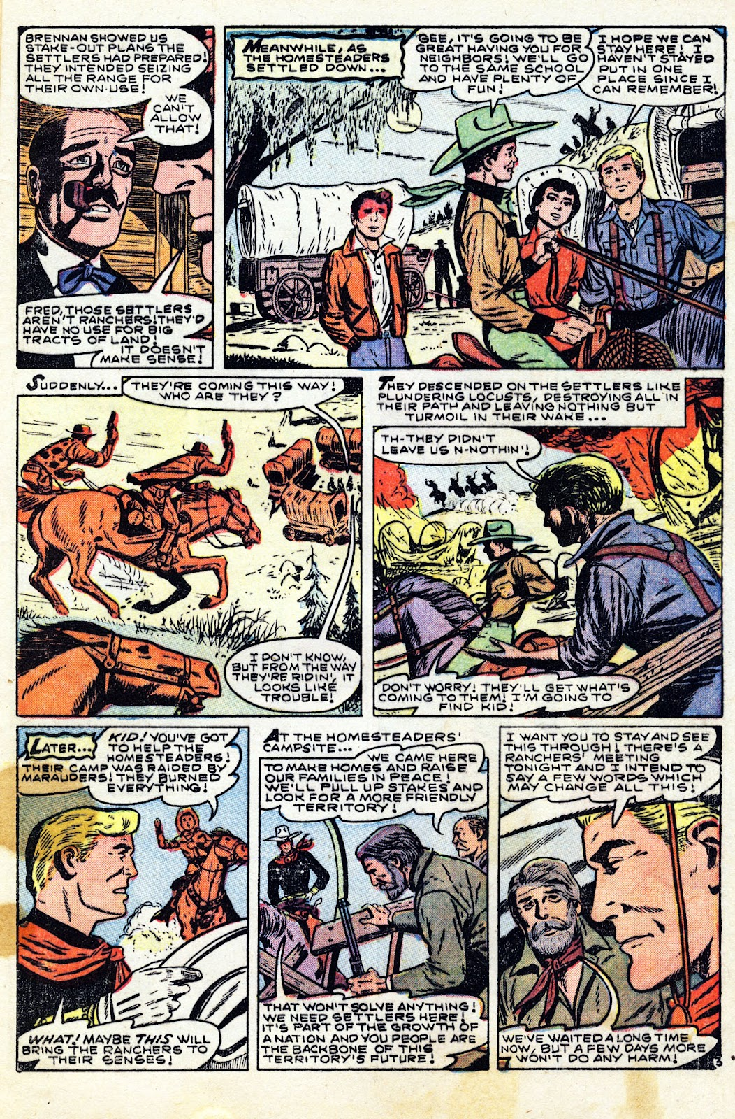 The Rawhide Kid (1955) issue 12 - Page 5