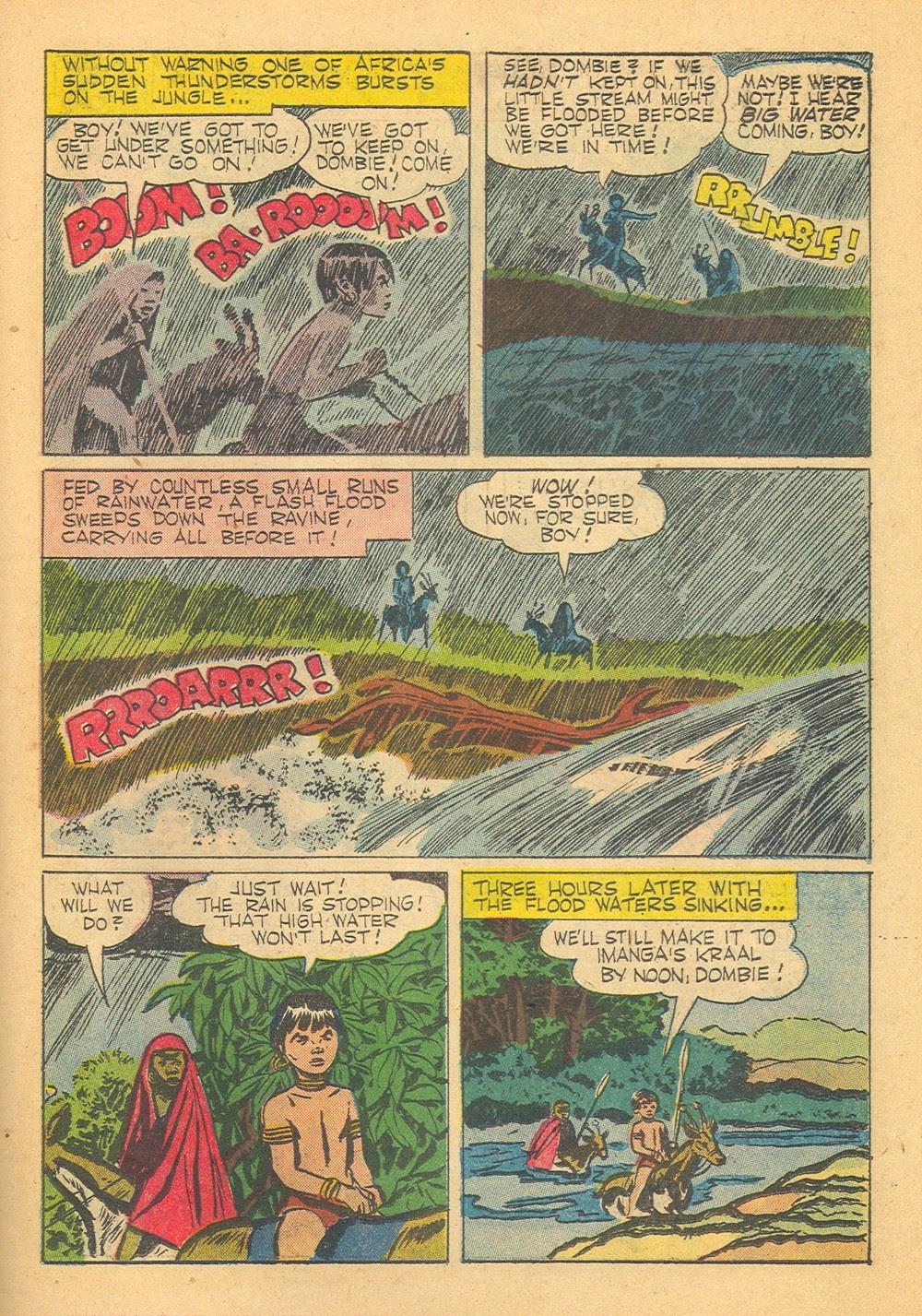 Tarzan (1948) issue 125 - Page 23