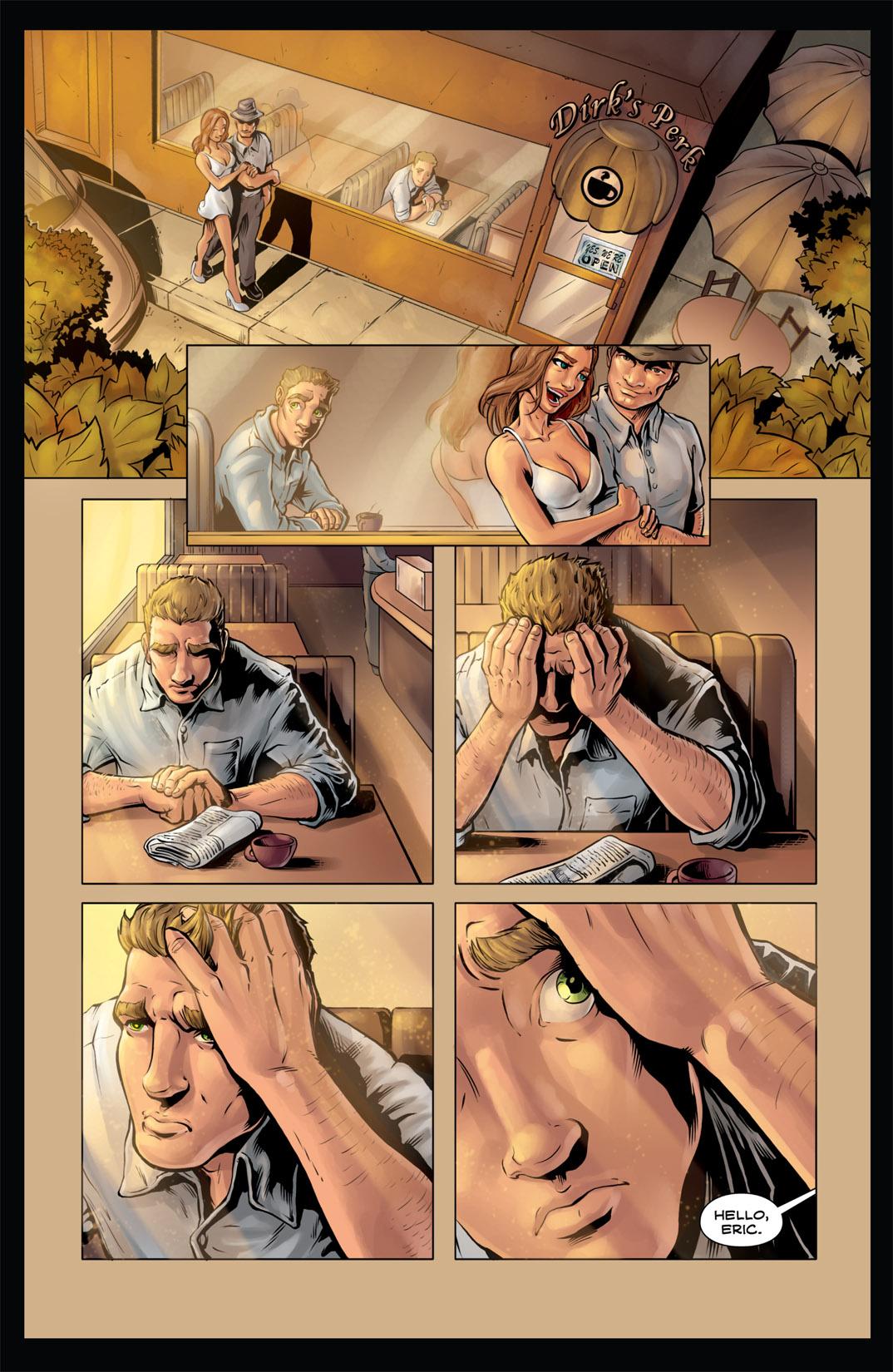 Read online Nightmare World comic -  Issue # Vol. 1 Thirteen Tales of Terror - 117