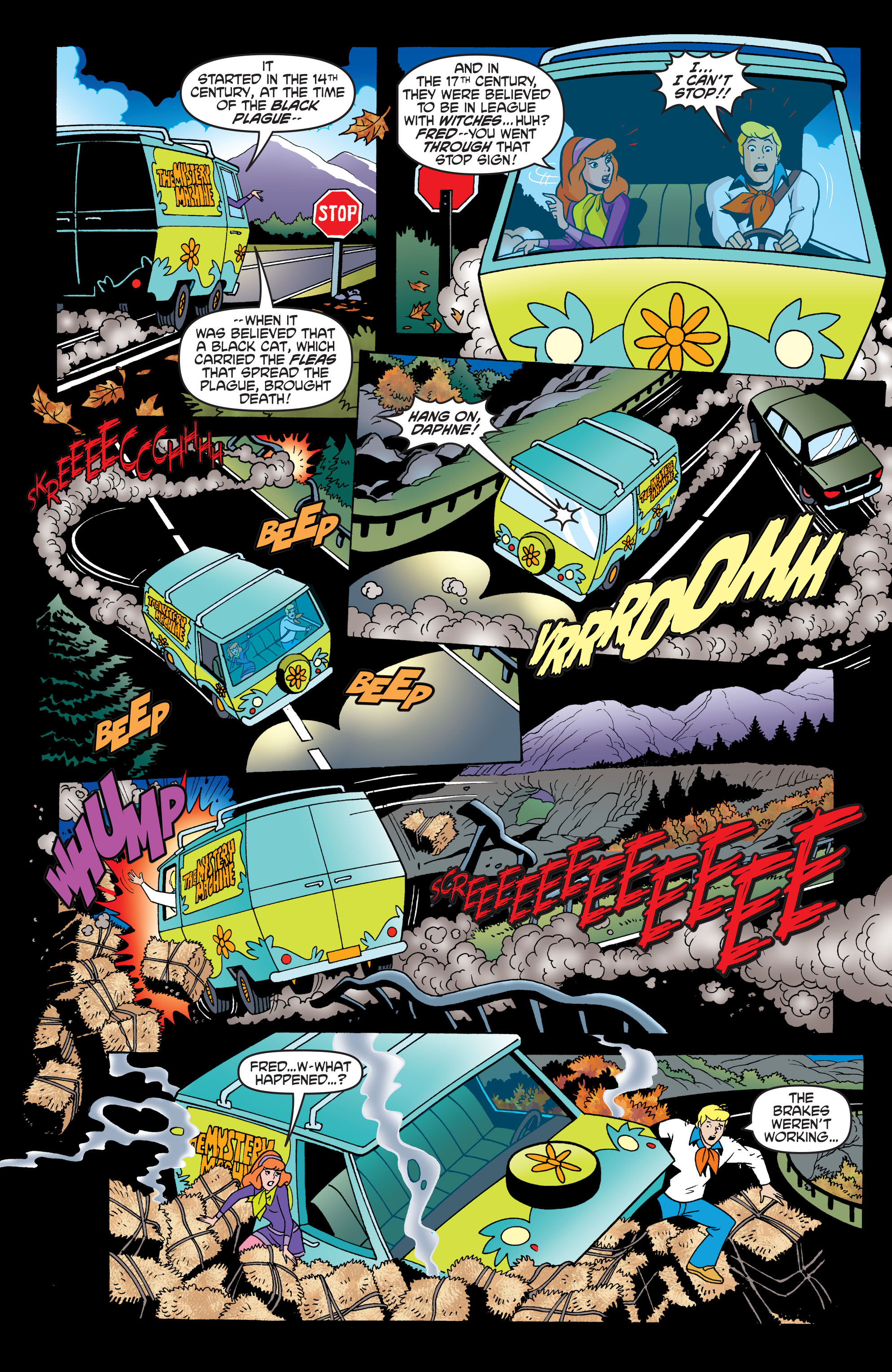 Read online Scooby-Doo: Where Are You? comic -  Issue #63 - 21