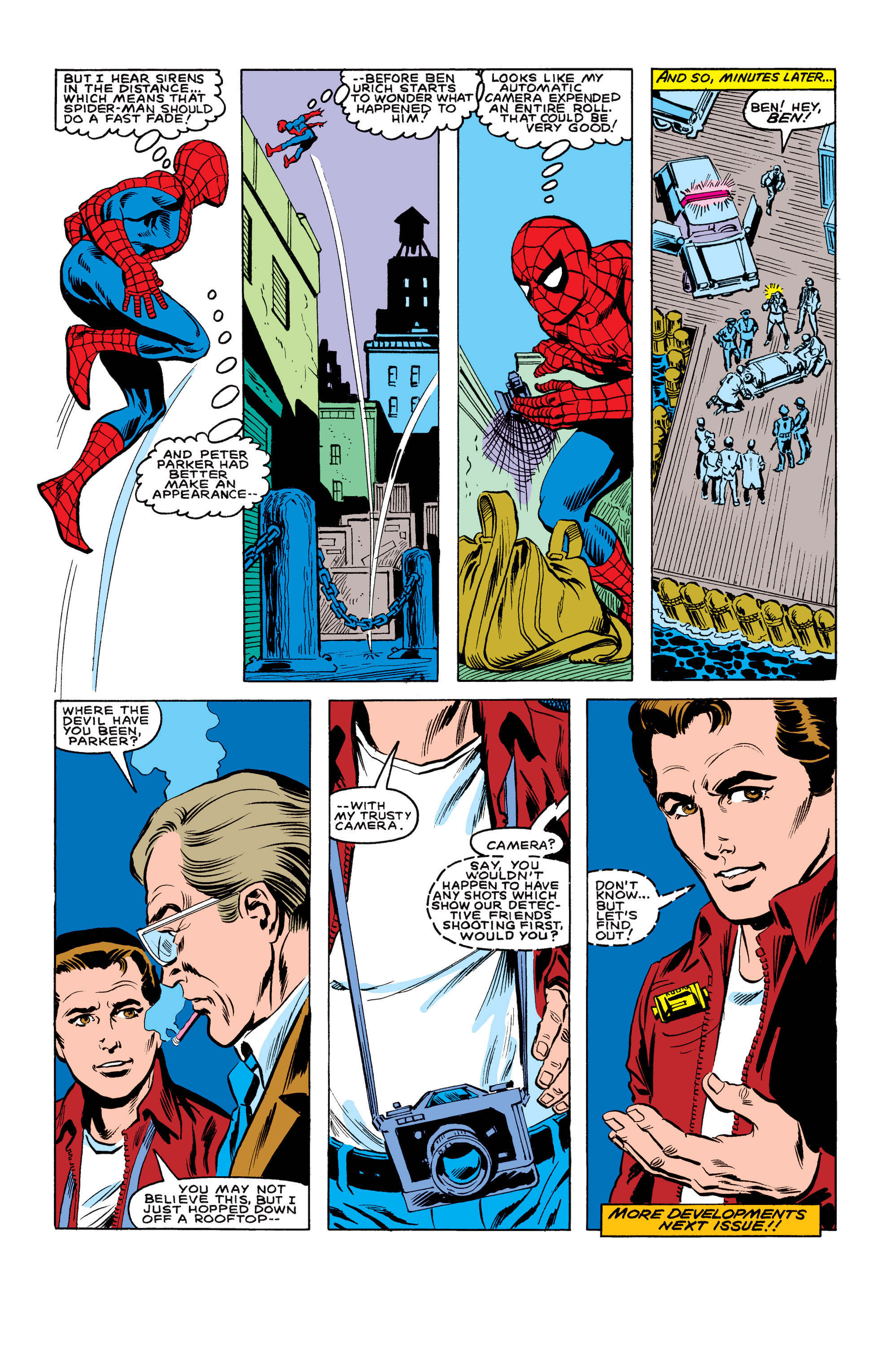 The Amazing Spider-Man (1963) 233 Page 22