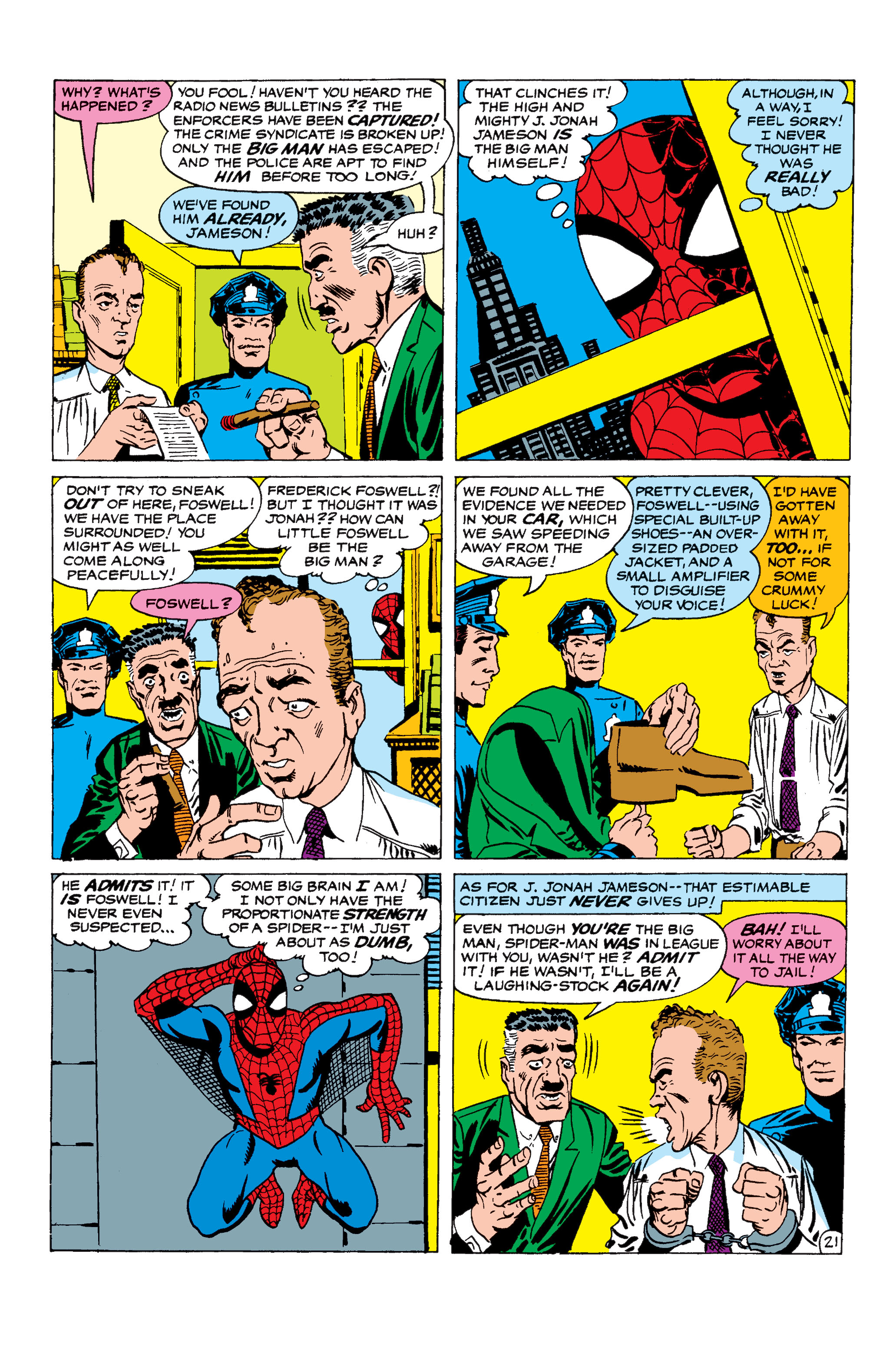The Amazing Spider-Man (1963) 10 Page 21