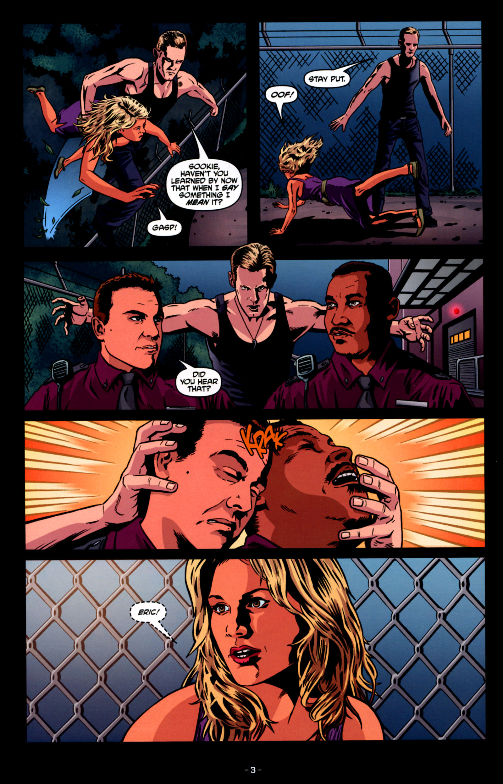 Read online True Blood: Tainted Love comic -  Issue #4 - 5