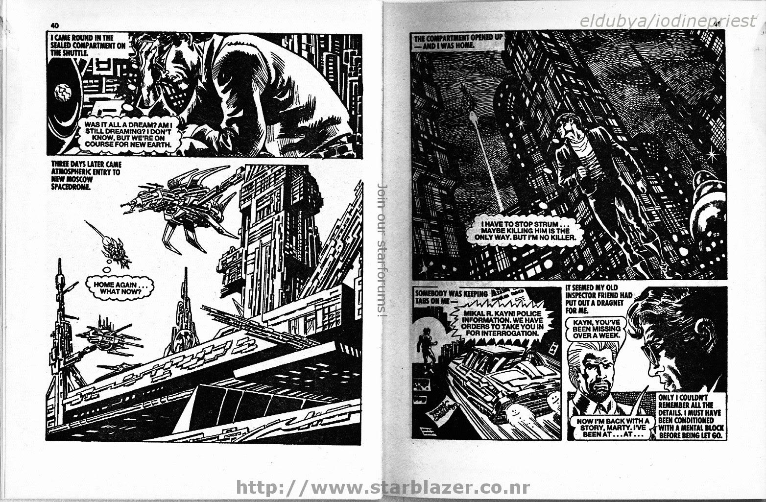 Starblazer issue 252 - Page 22