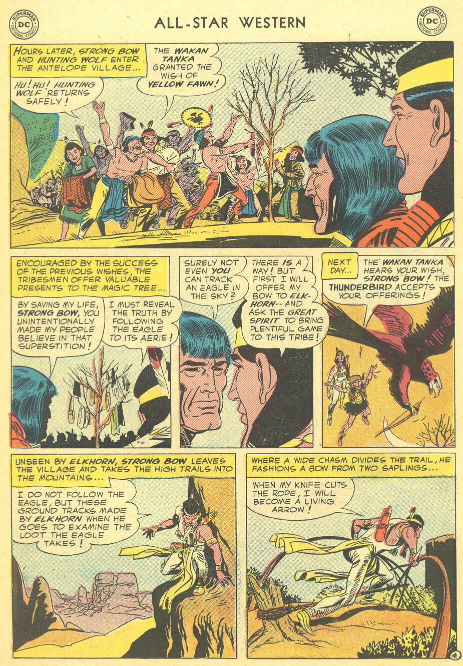 Read online All-Star Western (1951) comic -  Issue #92 - 14
