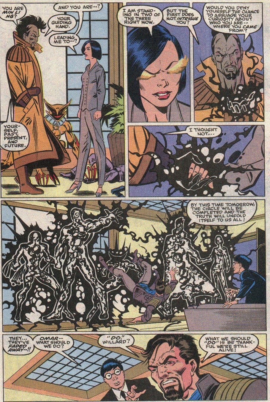 The New Warriors Issue #21 #25 - English 5