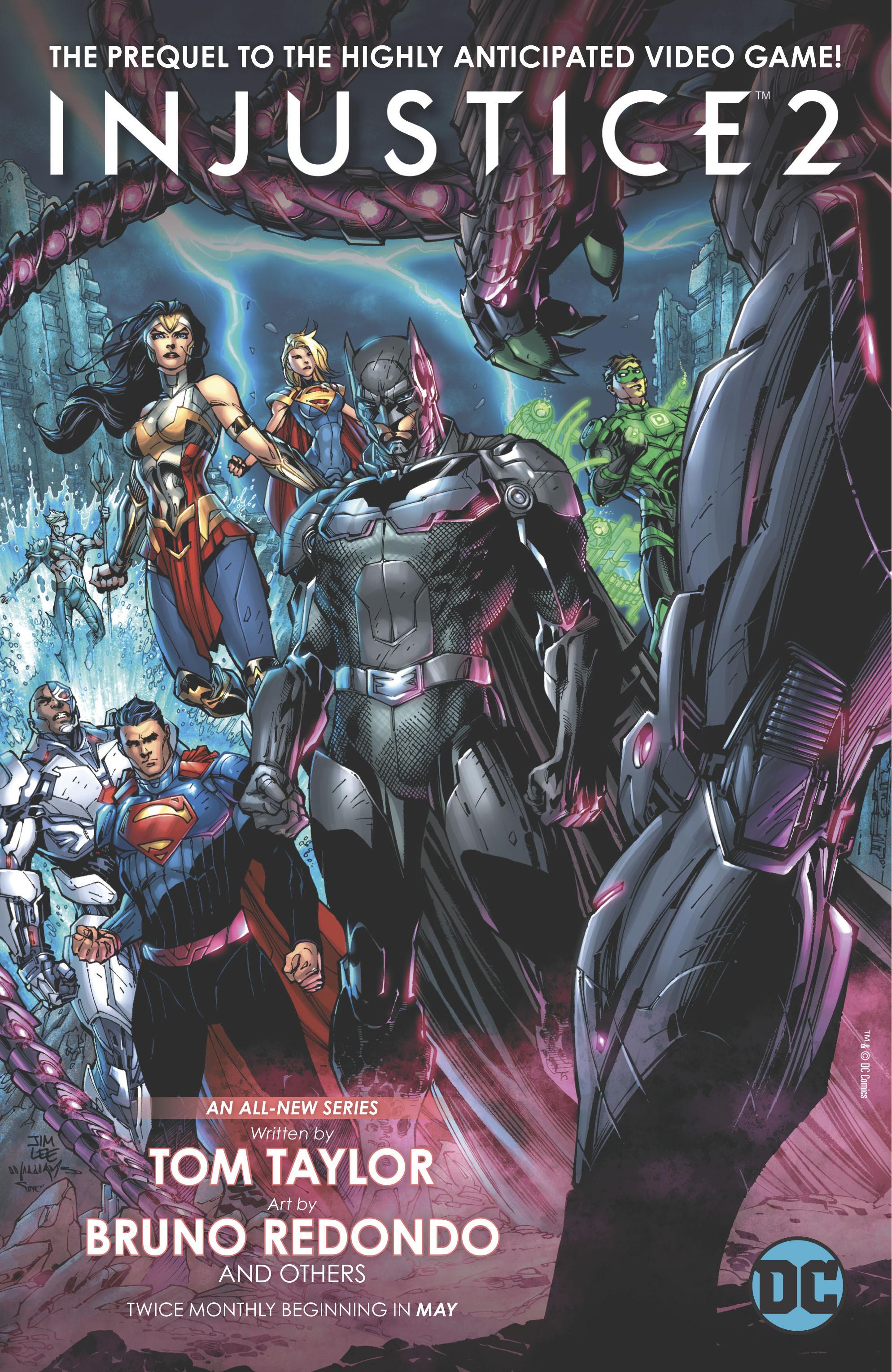 Read online Cyborg (2016) comic -  Issue #12 - 2