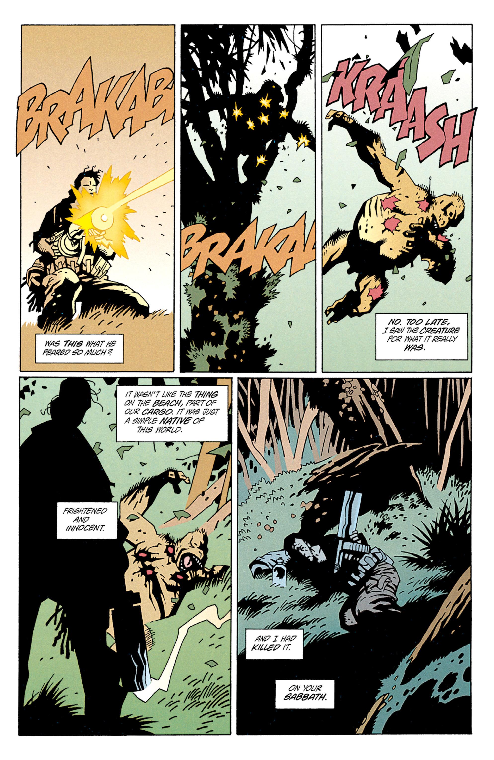 Read online Aliens: Salvation comic -  Issue # TPB - 24