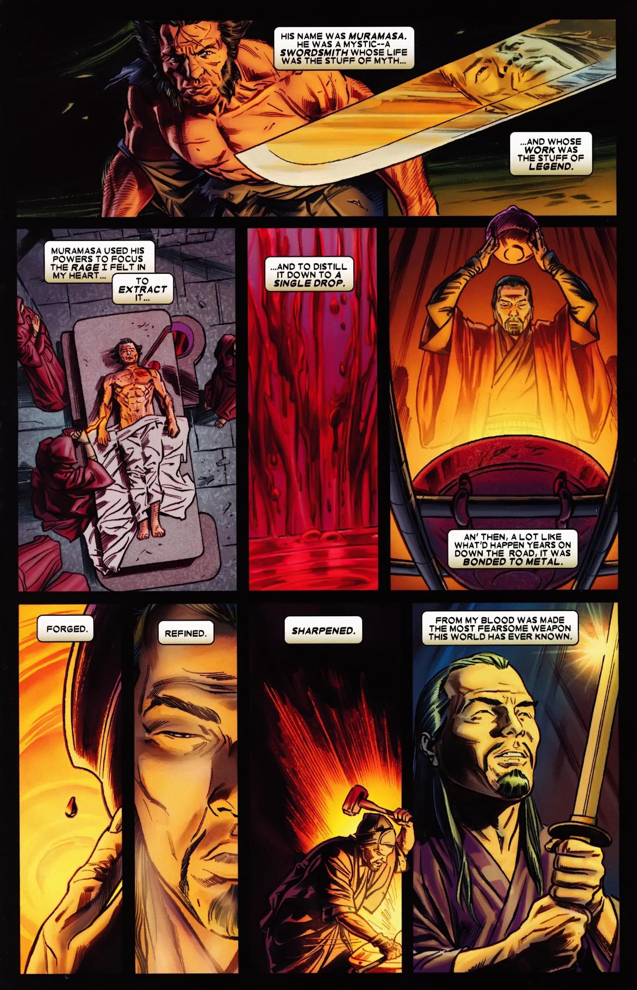 Read online Wolverine: Origins comic -  Issue #35 - 4