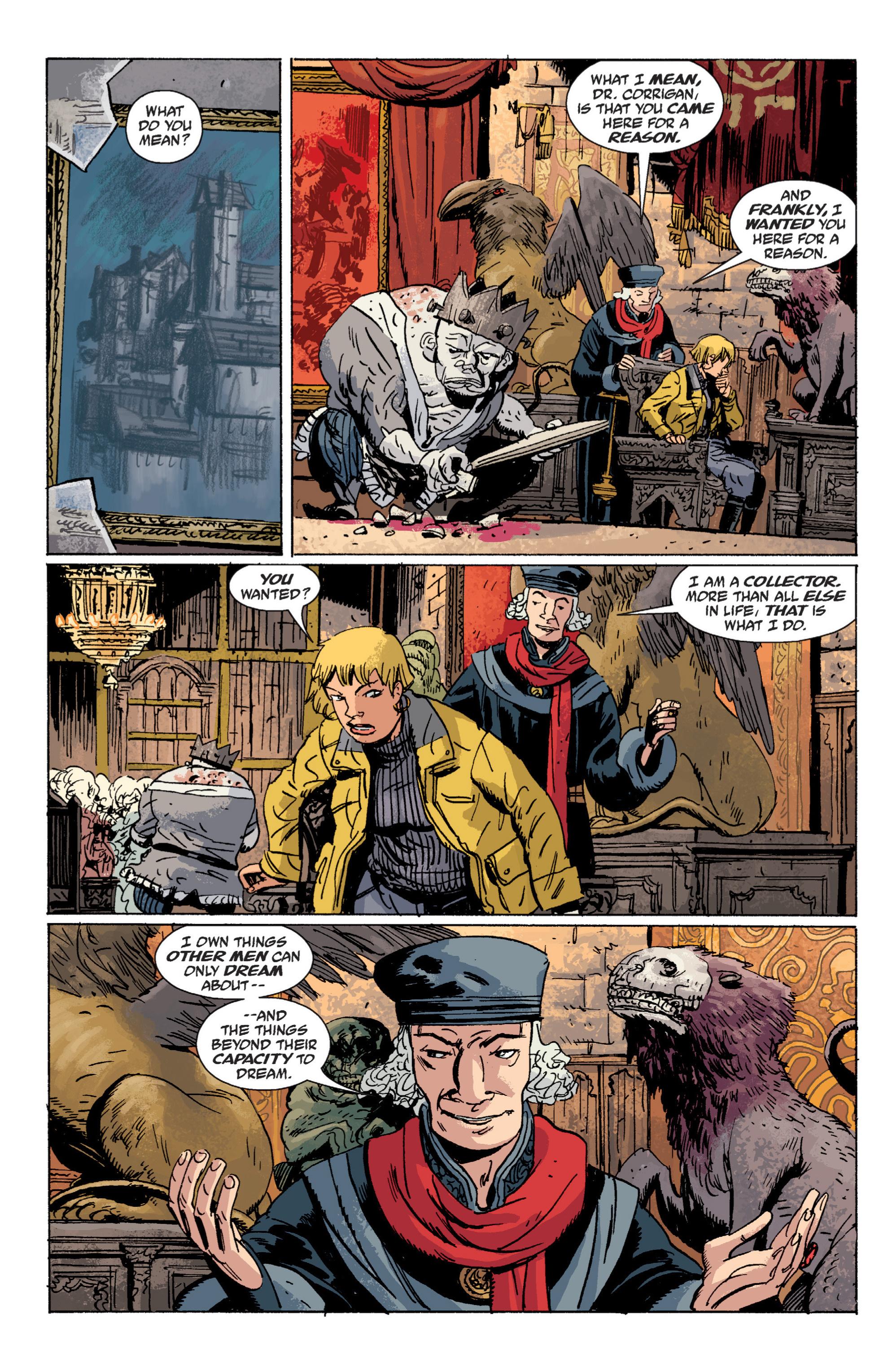 Read online B.P.R.D. (2003) comic -  Issue # TPB 6 - 57