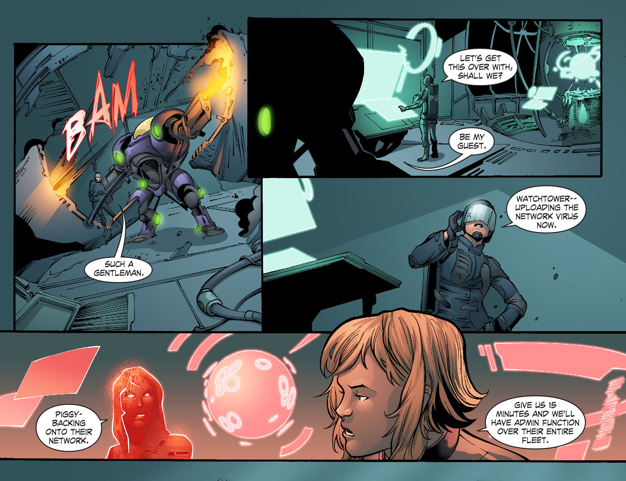 Read online Smallville: Continuity comic -  Issue #5 - 19