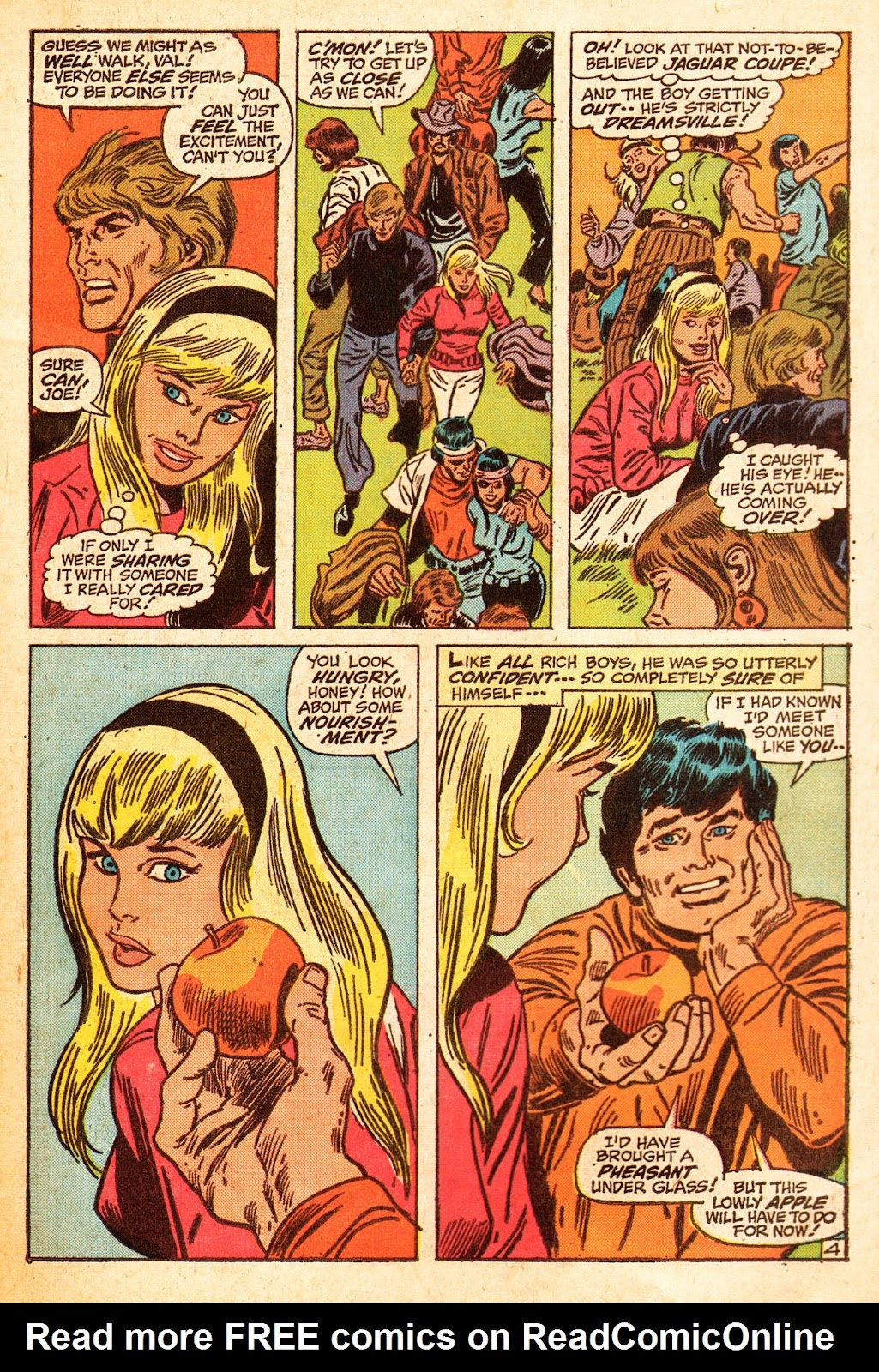 My Love (1969) issue 22 - Page 26