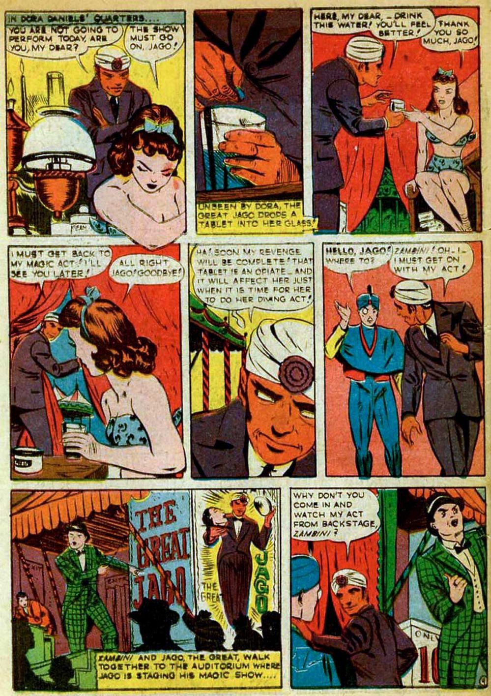 Zip Comics issue 19 - Page 64