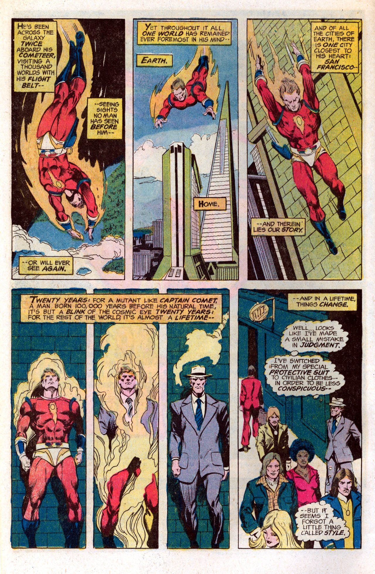 Read online Secret Society of Super-Villains comic -  Issue #2 - 4