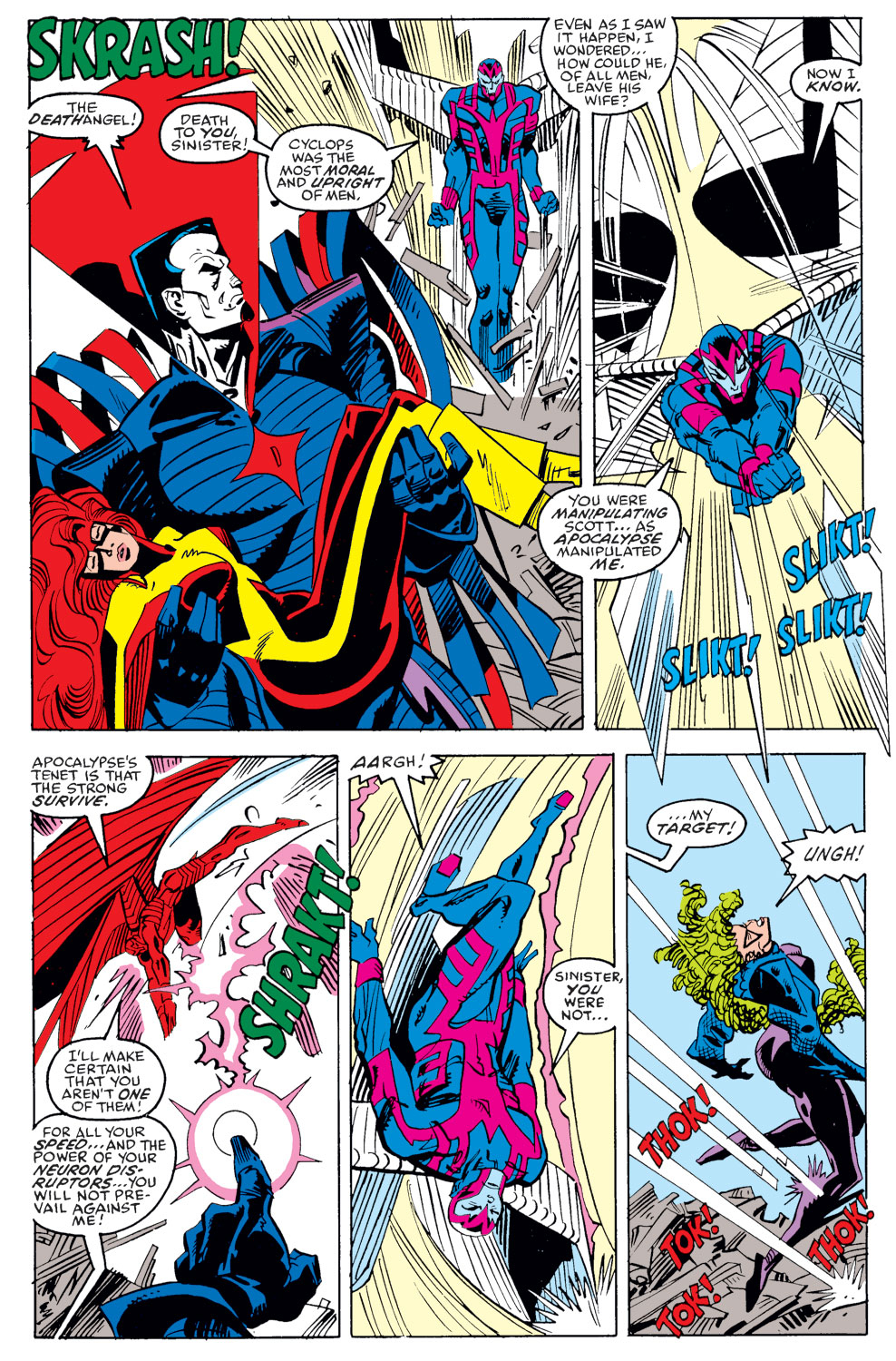 Read online X-Factor (1986) comic -  Issue #39 - 15