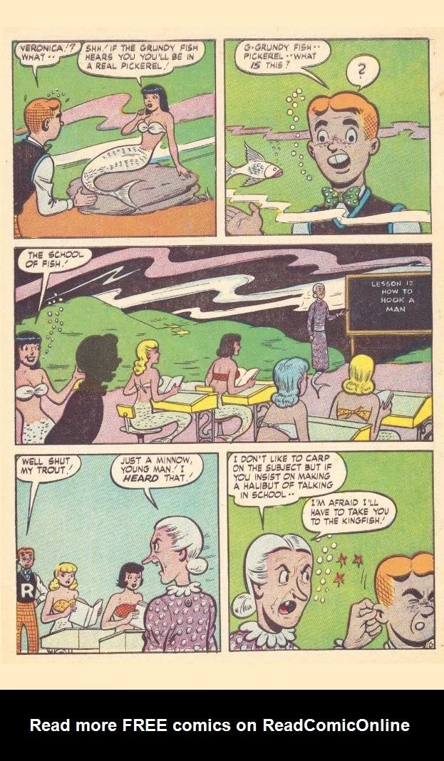 Archie Comics issue 041 - Page 7