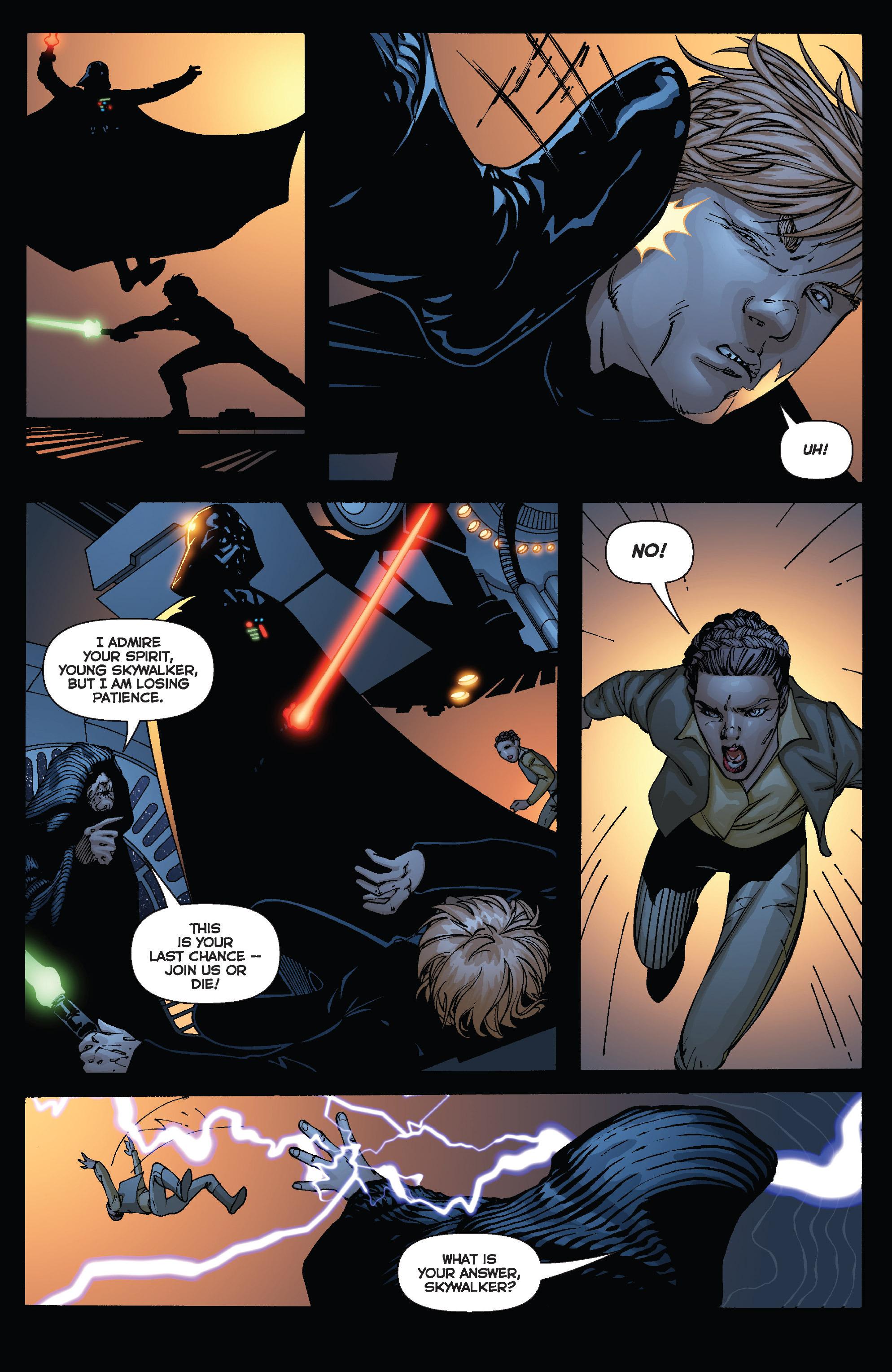 Read online Star Wars Omnibus comic -  Issue # Vol. 27 - 263