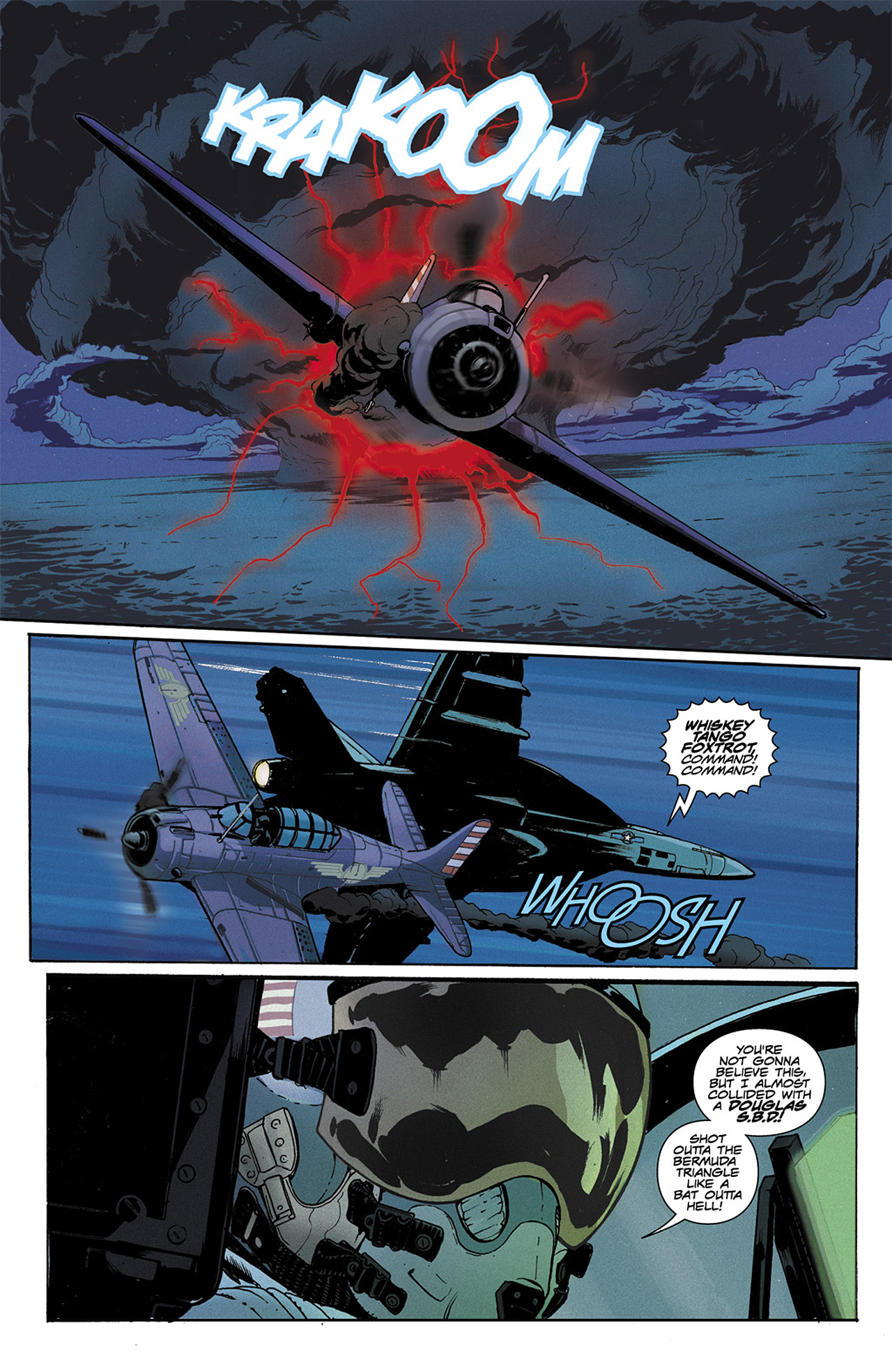 Read online Two Past Midnight comic -  Issue #1 - 26