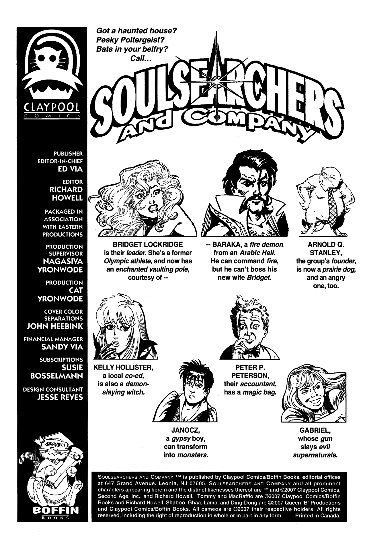 Soulsearchers and Company issue 82 - Page 2
