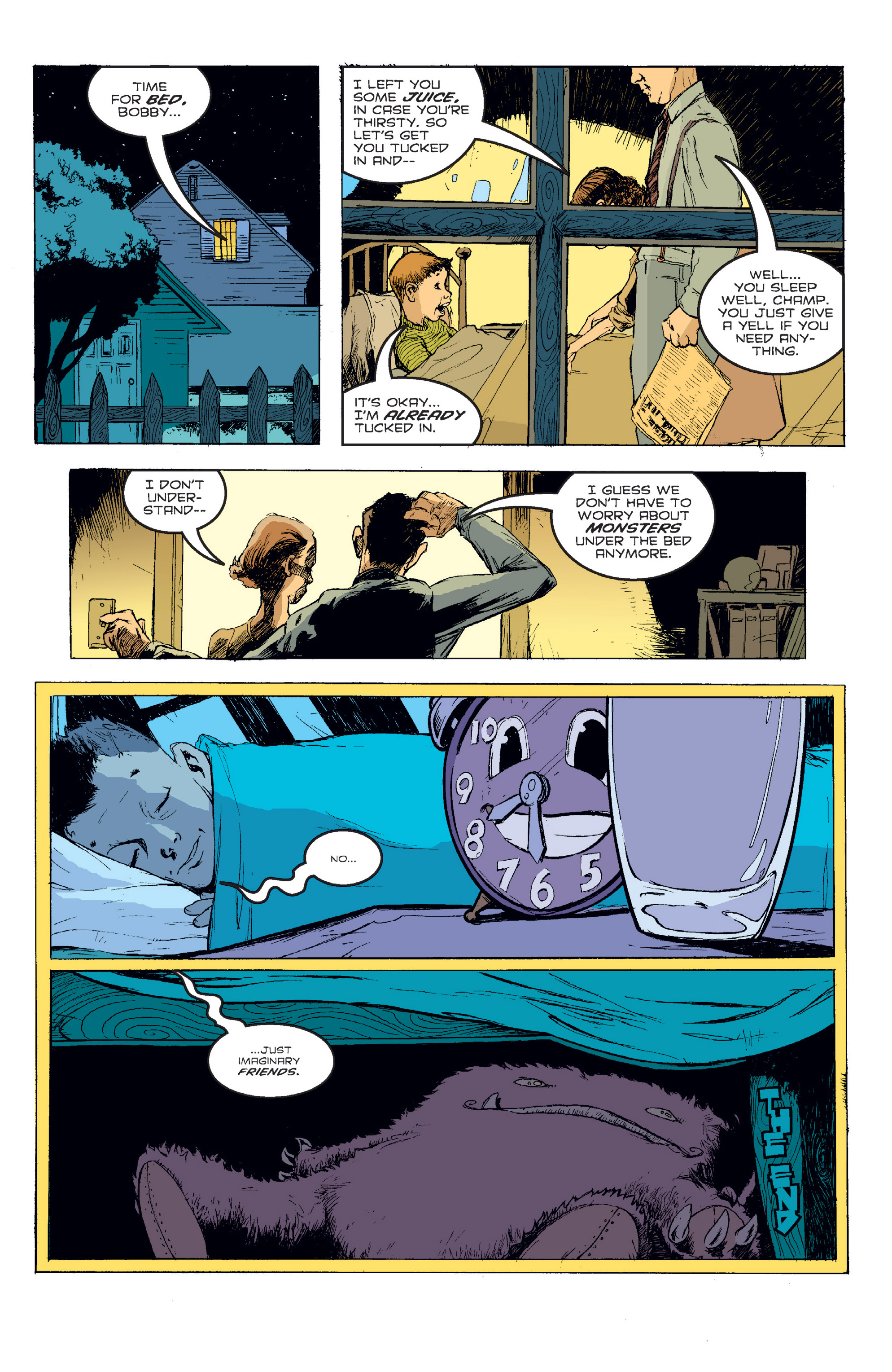 Read online B.P.R.D. (2003) comic -  Issue # TPB 2 - 104