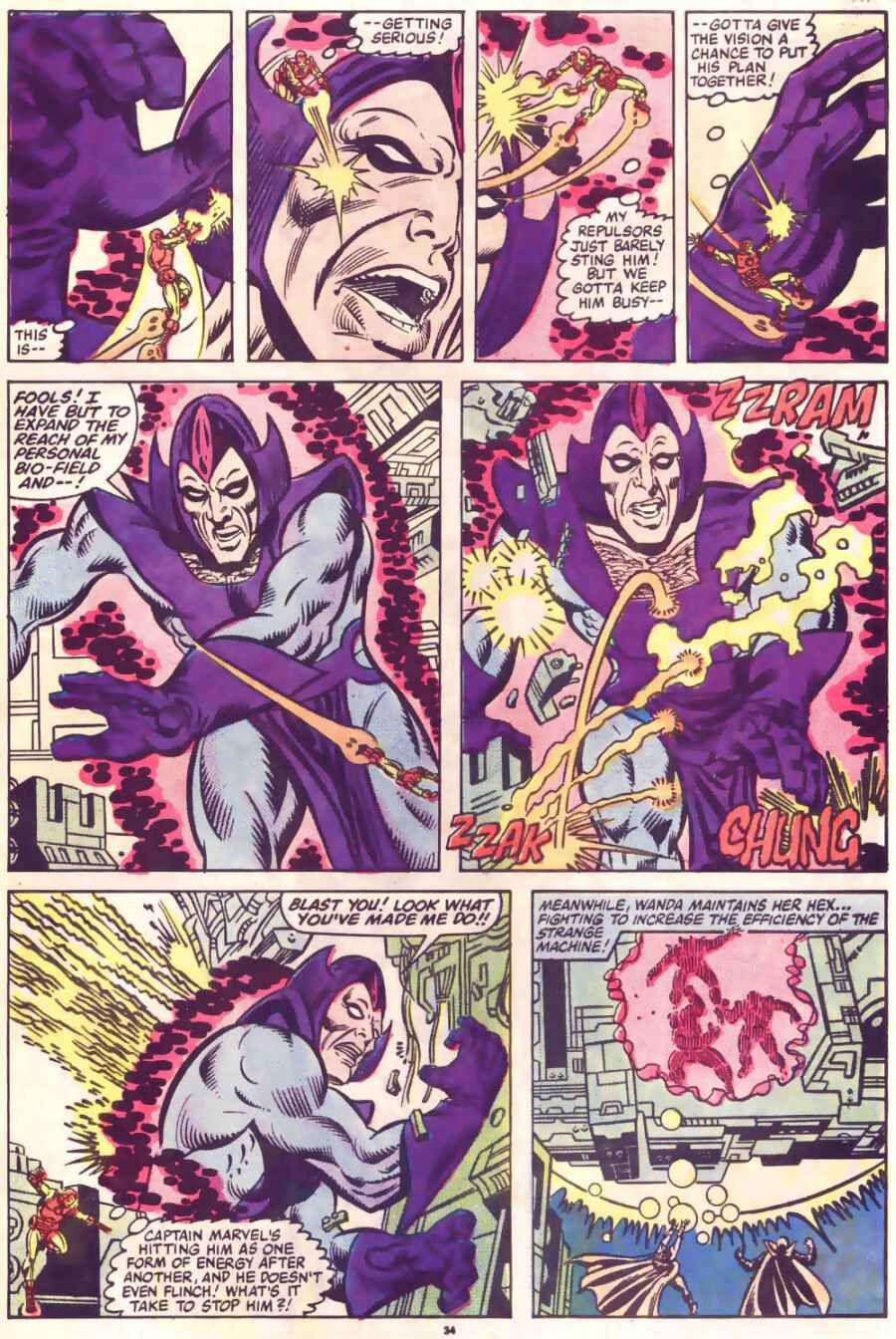 The Avengers (1963) 250 Page 34