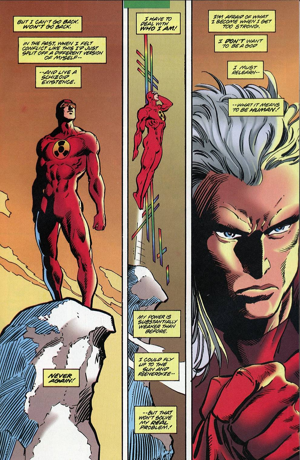 Read online Solar, Man of the Atom comic -  Issue #53 - 9