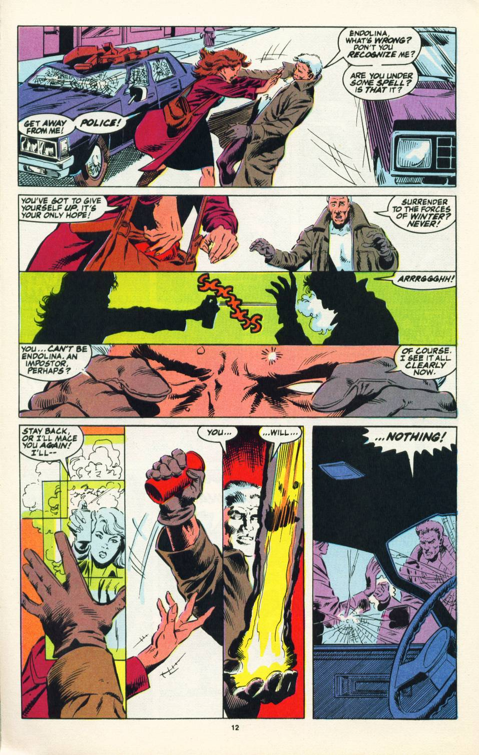 Read online Justice (1986) comic -  Issue #22 - 13