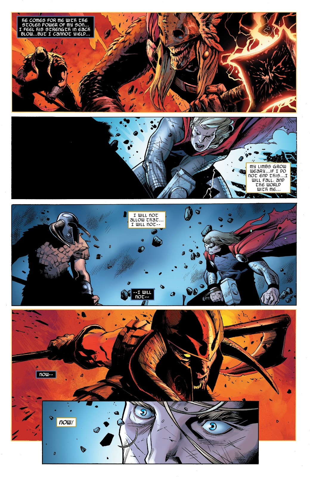 Read online Siege Prelude comic -  Issue # TPB (Part 1) - 64