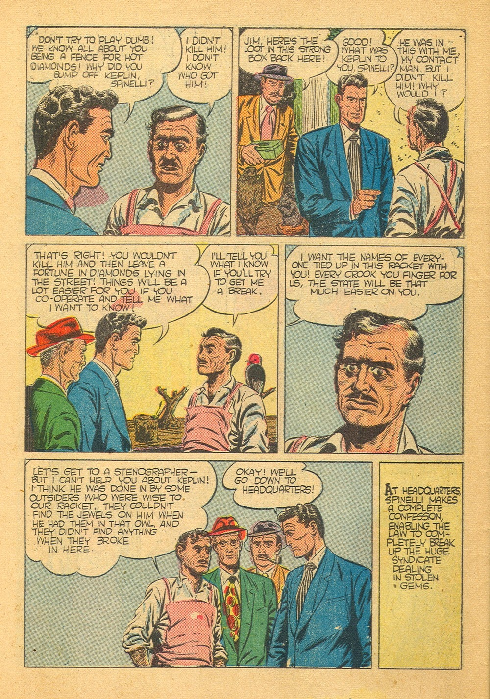 Dick Tracy Monthly issue 10 - Page 34