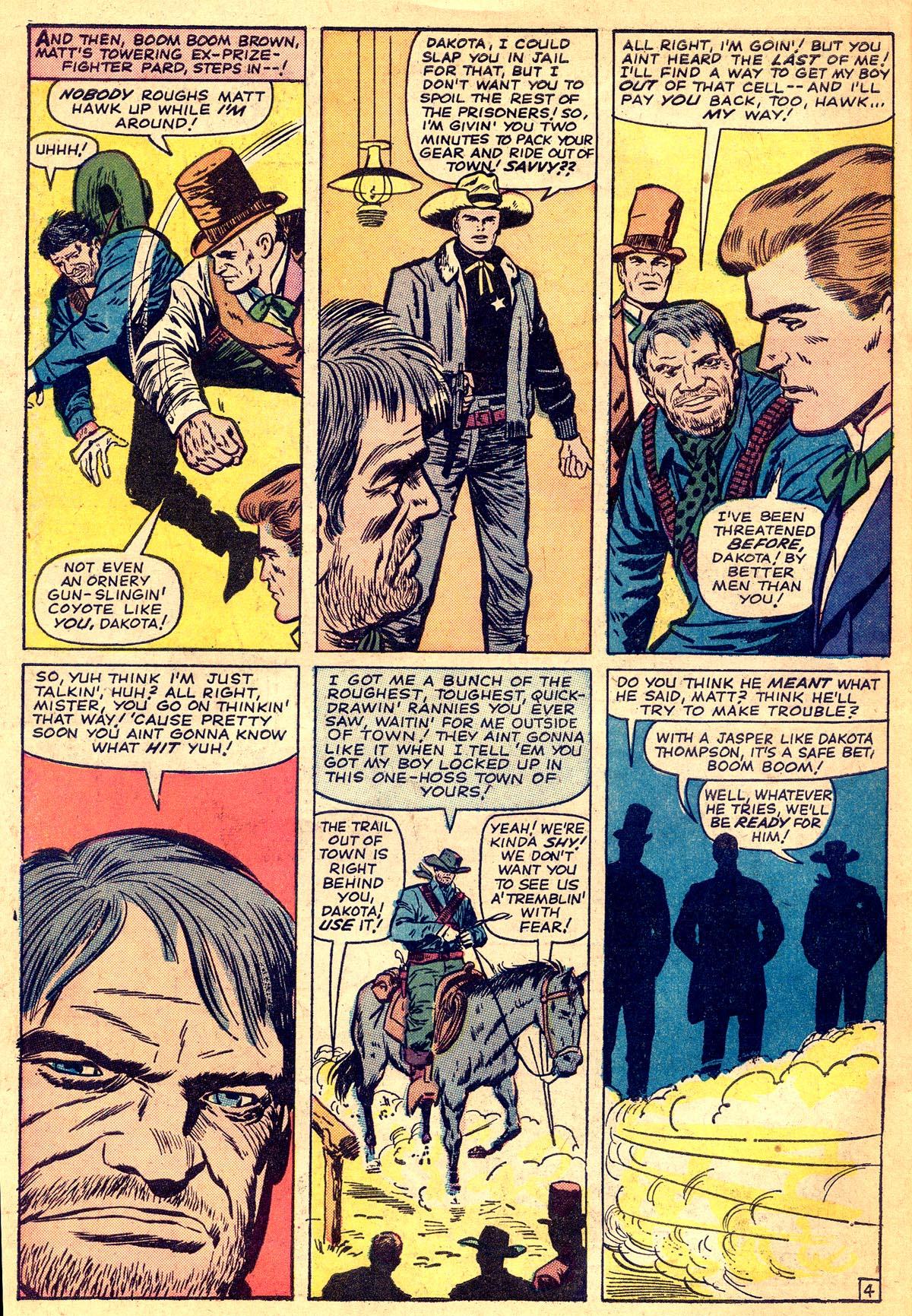 Read online Two-Gun Kid comic -  Issue #74 - 6