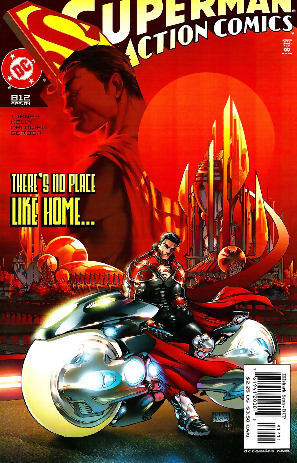 Action Comics (1938) 812 Page 1