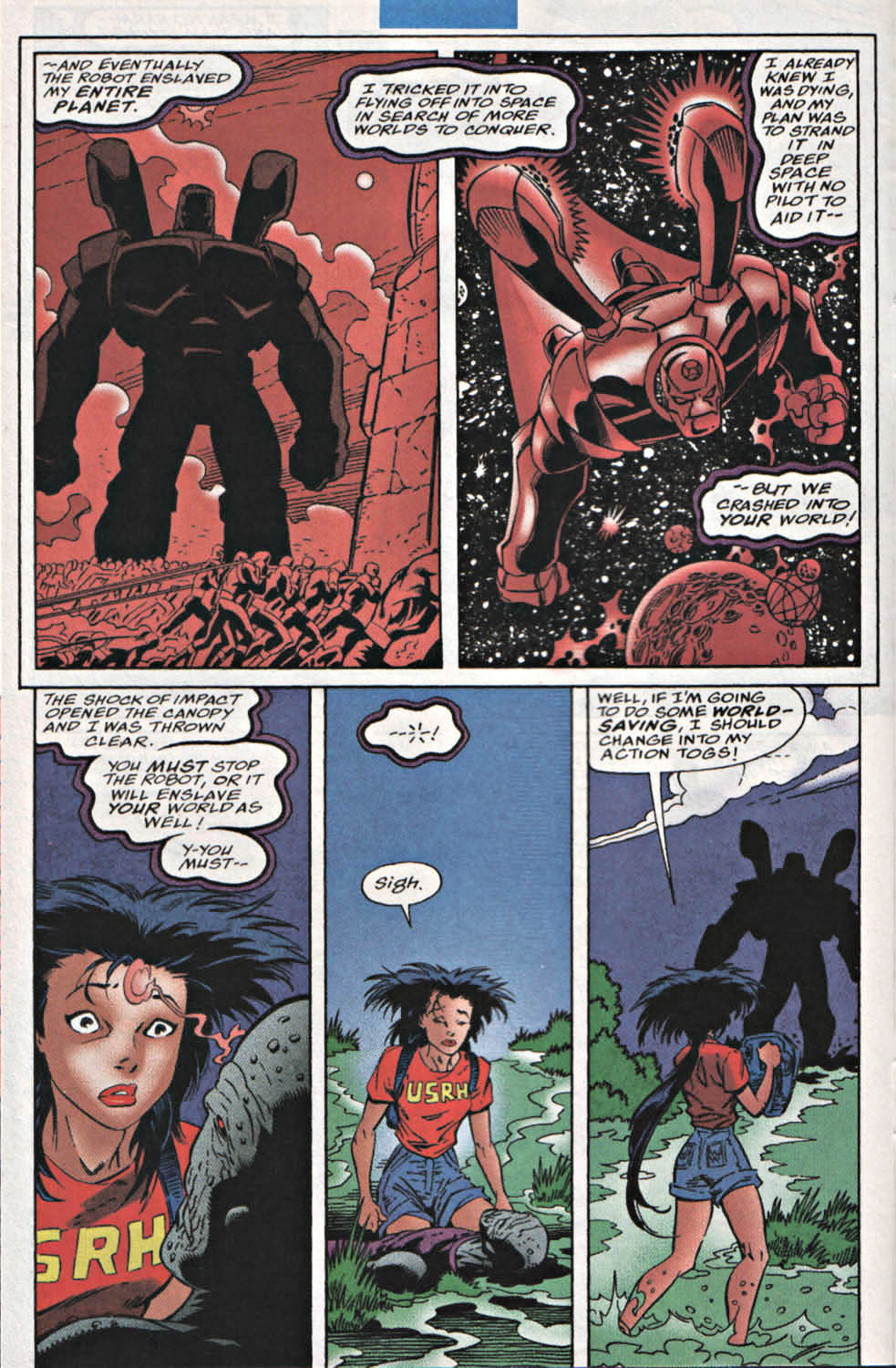 Wild Thing (1999) issue 5 - Page 10
