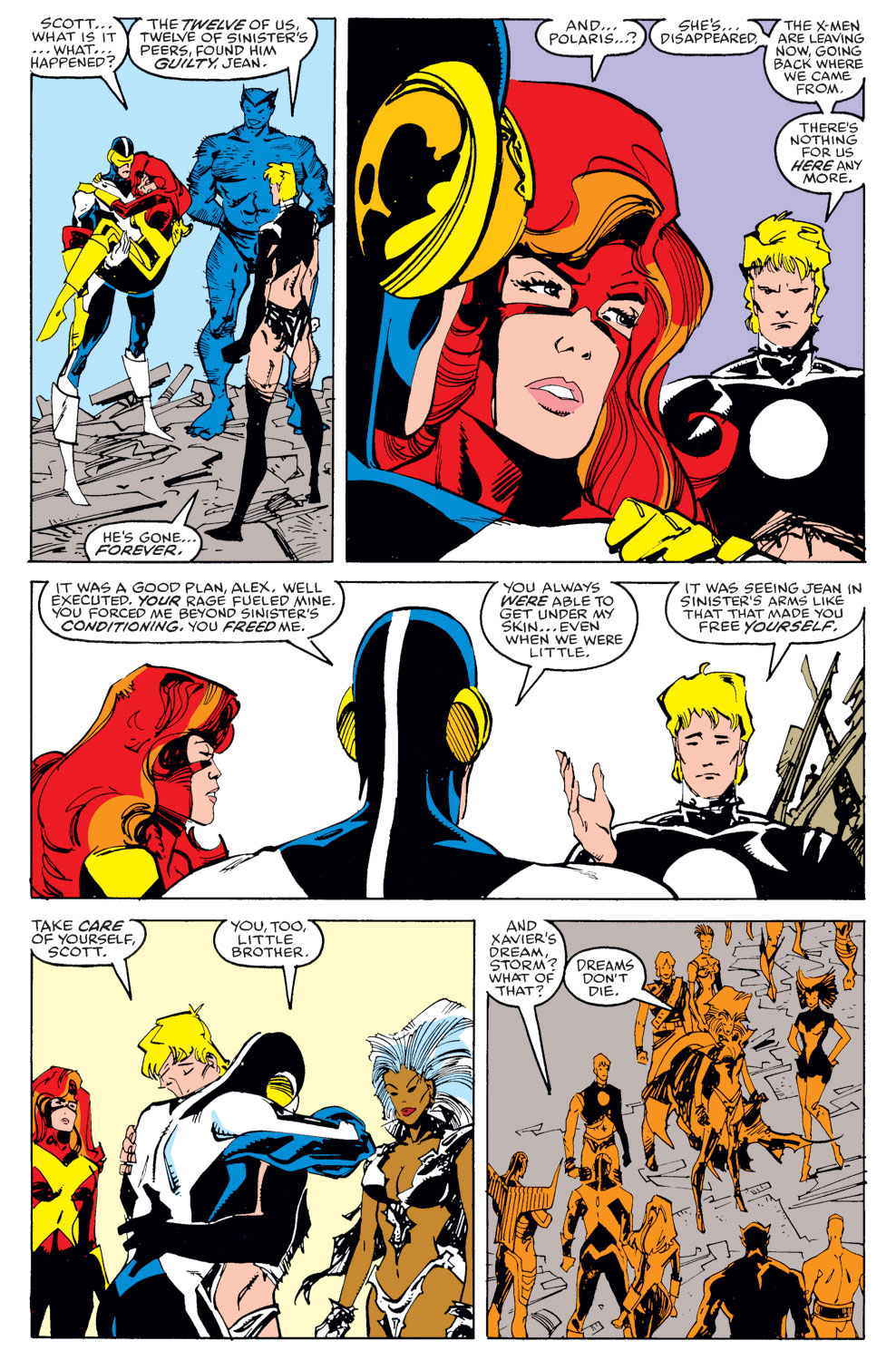 Read online X-Factor (1986) comic -  Issue #39 - 24