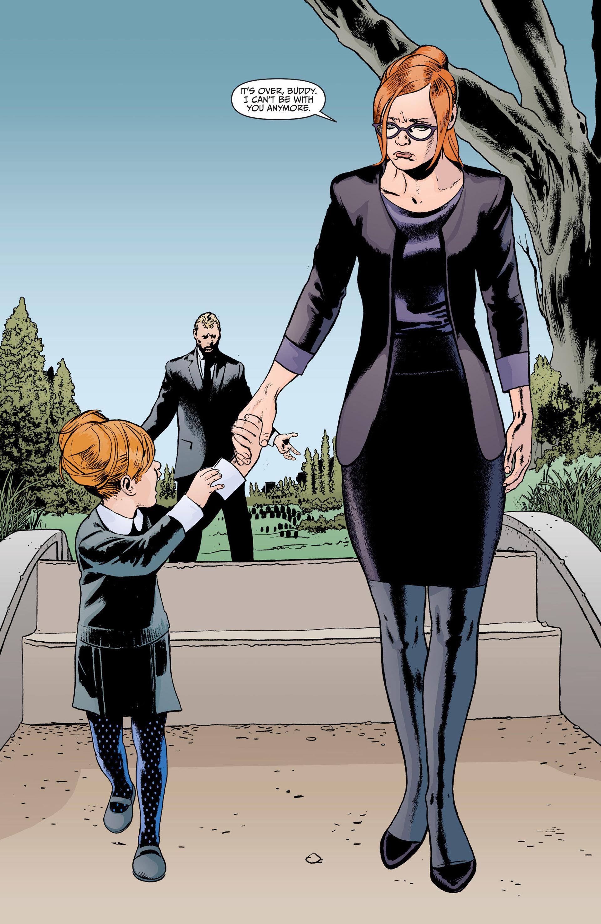 Read online Animal Man (2011) comic -  Issue #19 - 9
