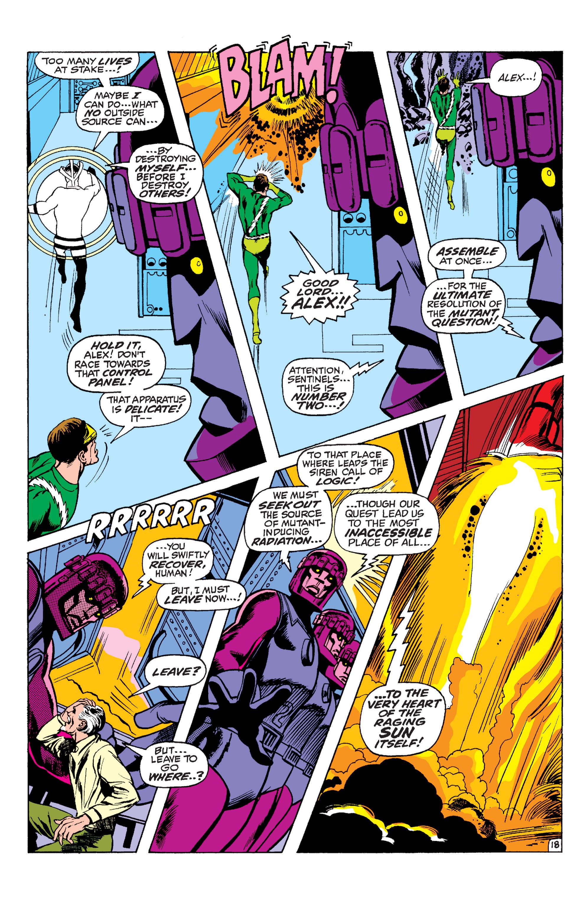 Read online Uncanny X-Men (1963) comic -  Issue #59 - 19