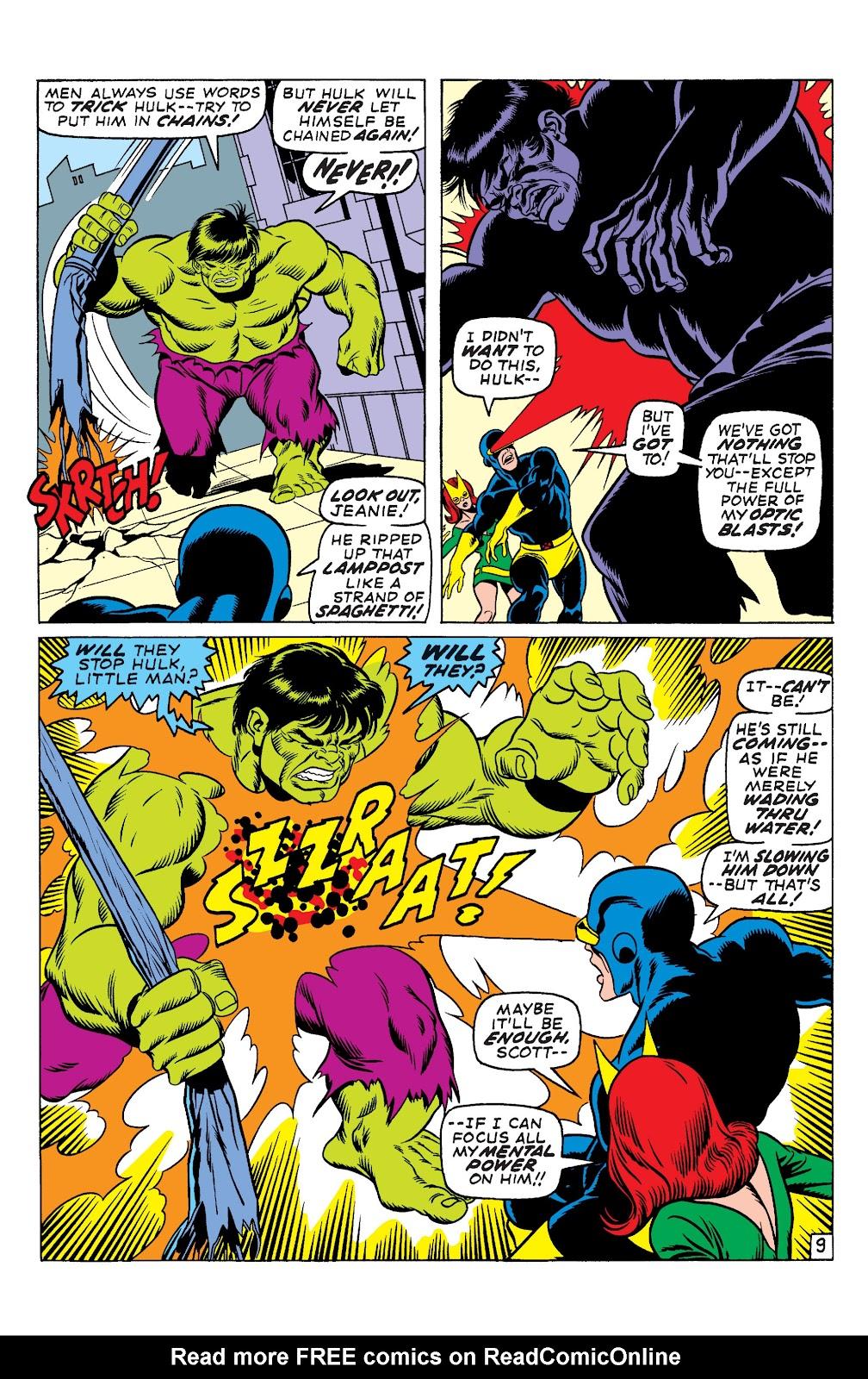Uncanny X-Men (1963) issue 66 - Page 10