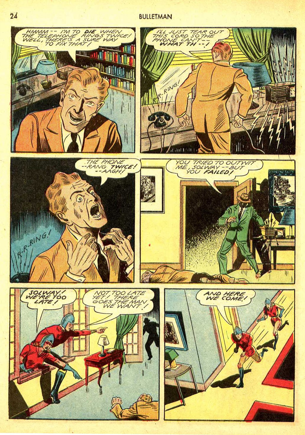 Bulletman issue 12 - Page 23
