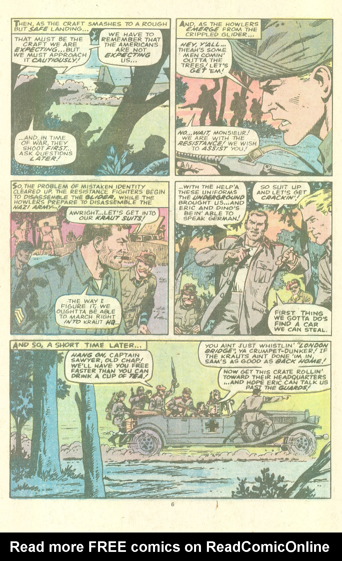 Read online Sgt. Fury comic -  Issue #157 - 8