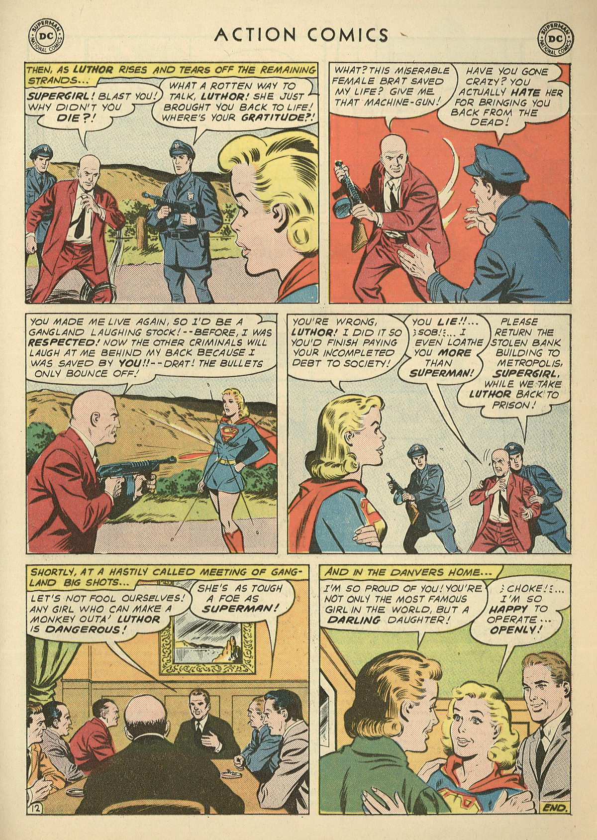 Read online Action Comics (1938) comic -  Issue #286 - 31